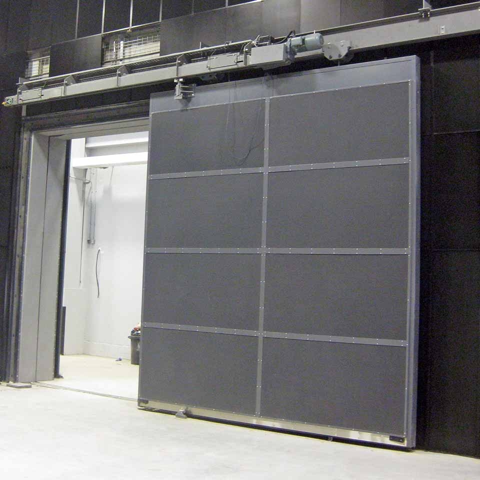 Acoustic Sliding Door Systems960 X 960