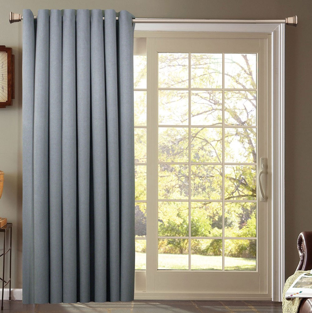 Curtains For Large Sliding Doors