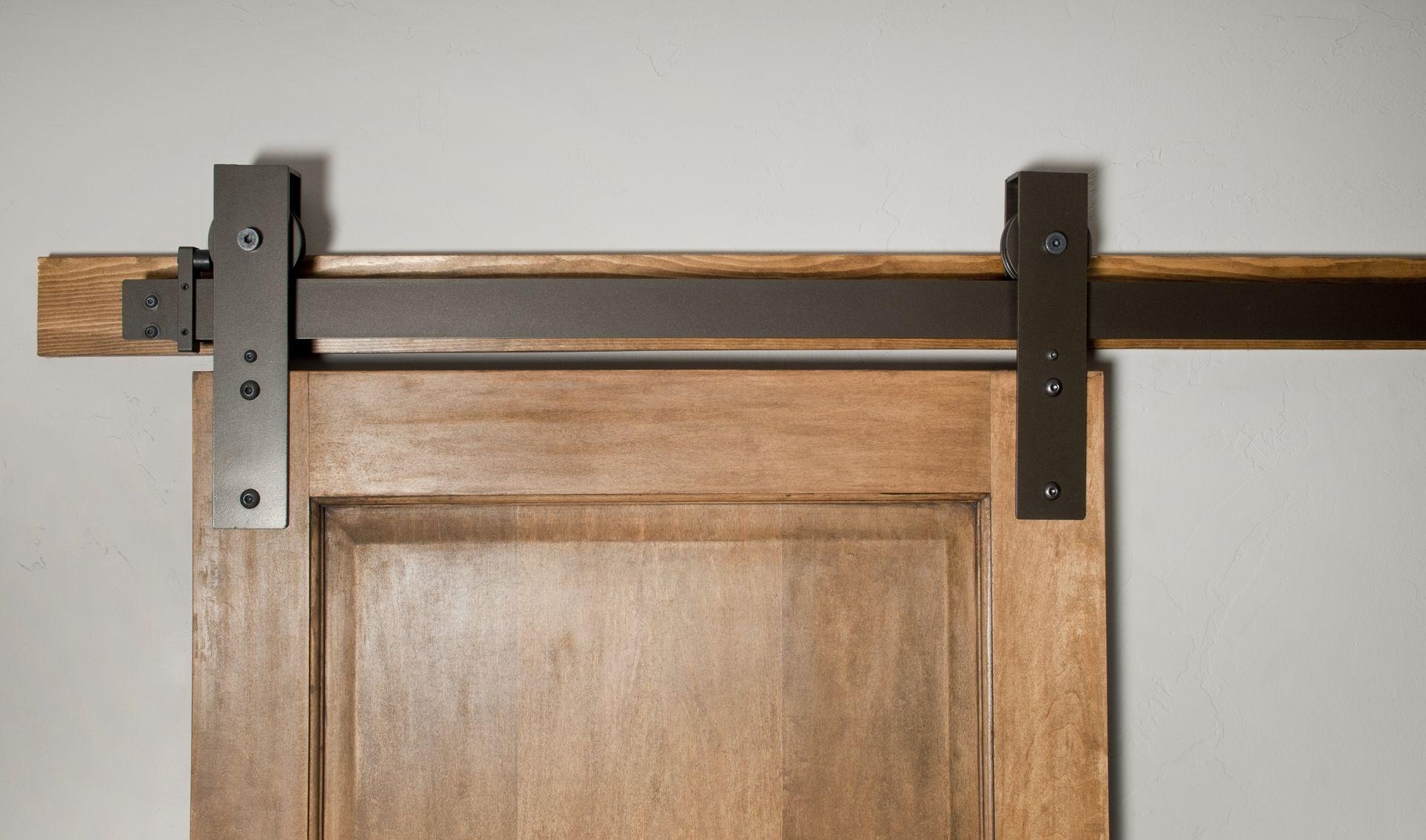 Exterior Flat Track Sliding Door HardwareExterior Flat Track Sliding Door Hardware