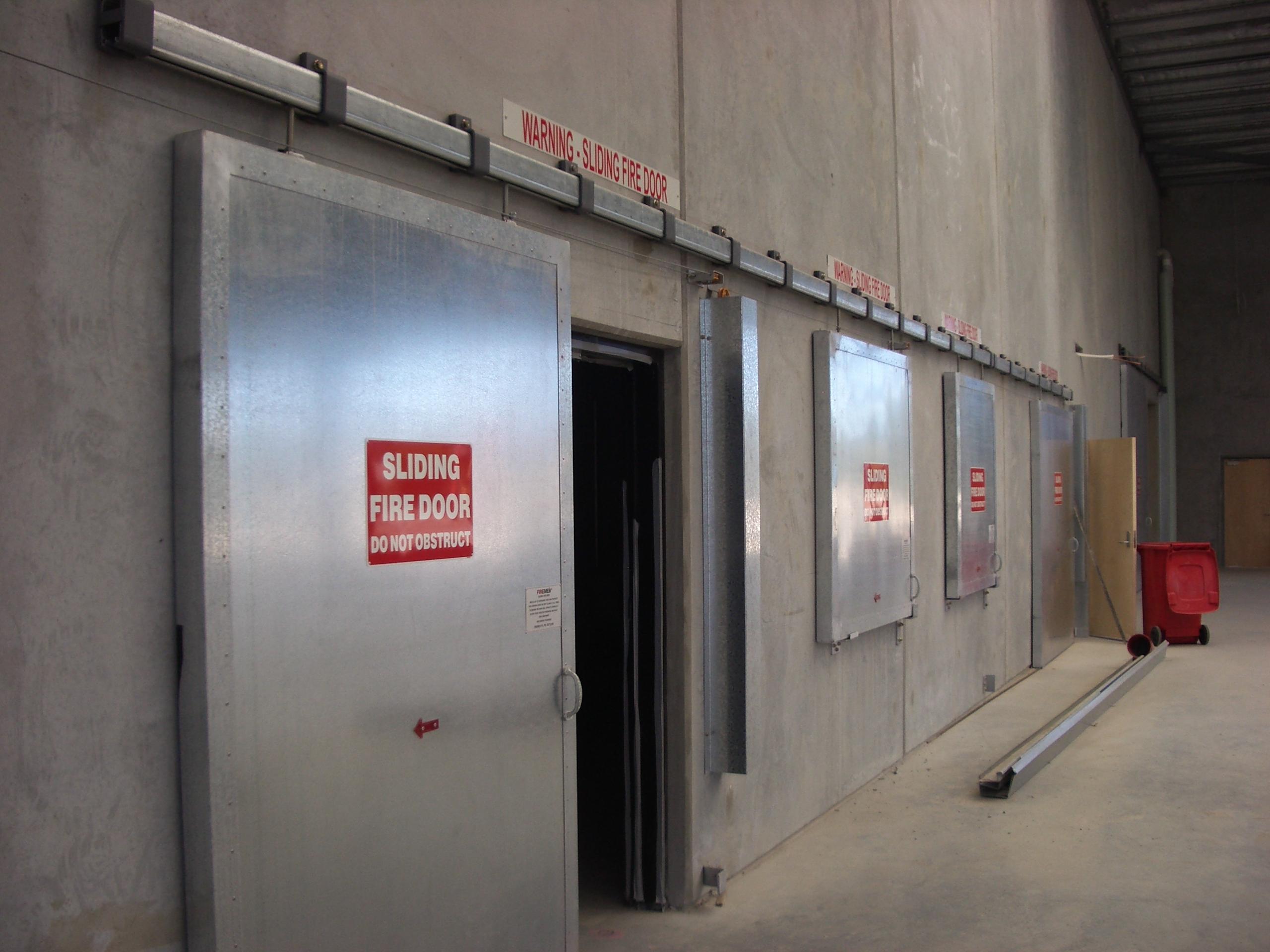 Fireproof Sliding Doorsfiremex sliding fire rated fire doors