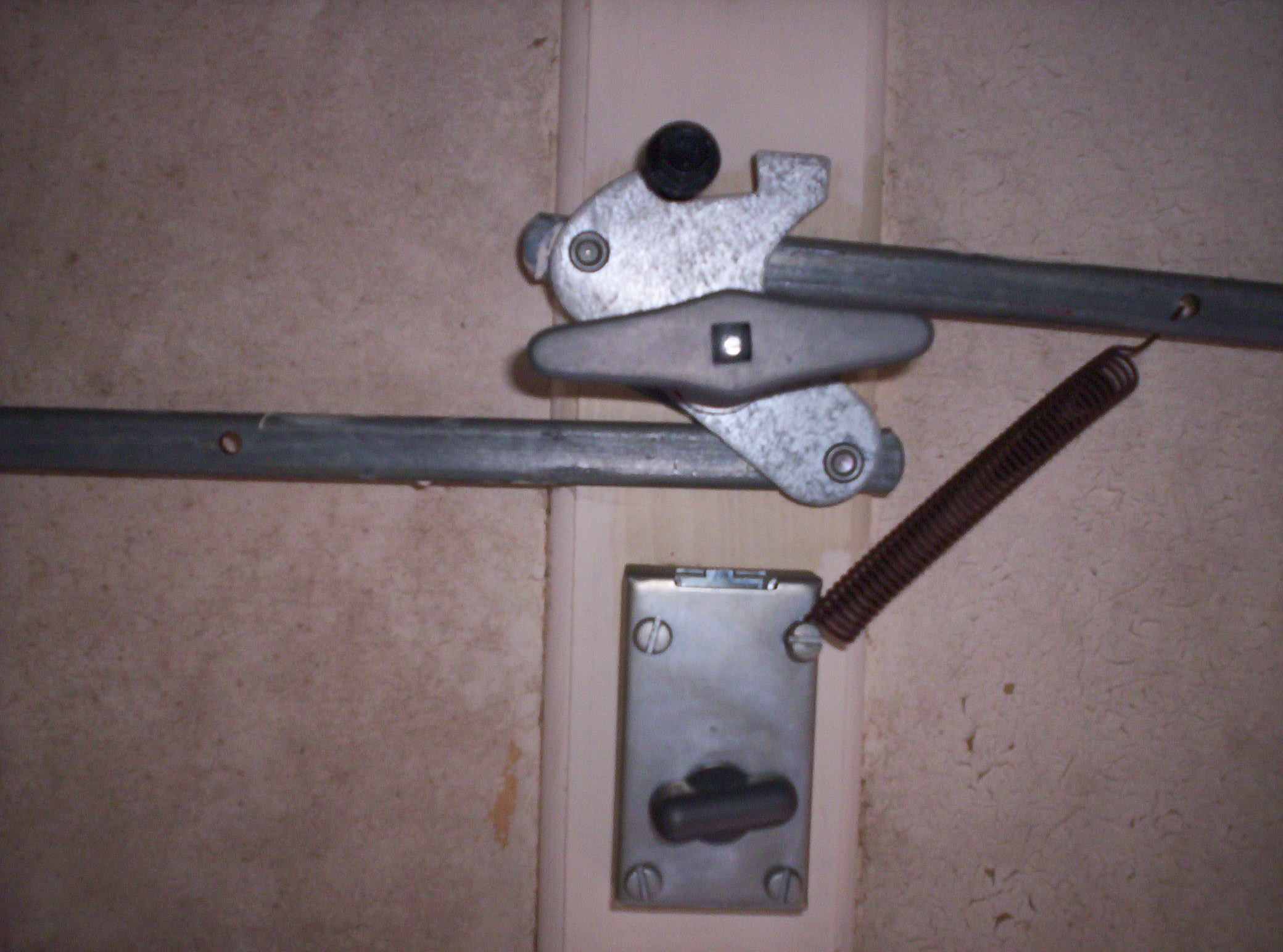Garage Door Slide Lock Kit