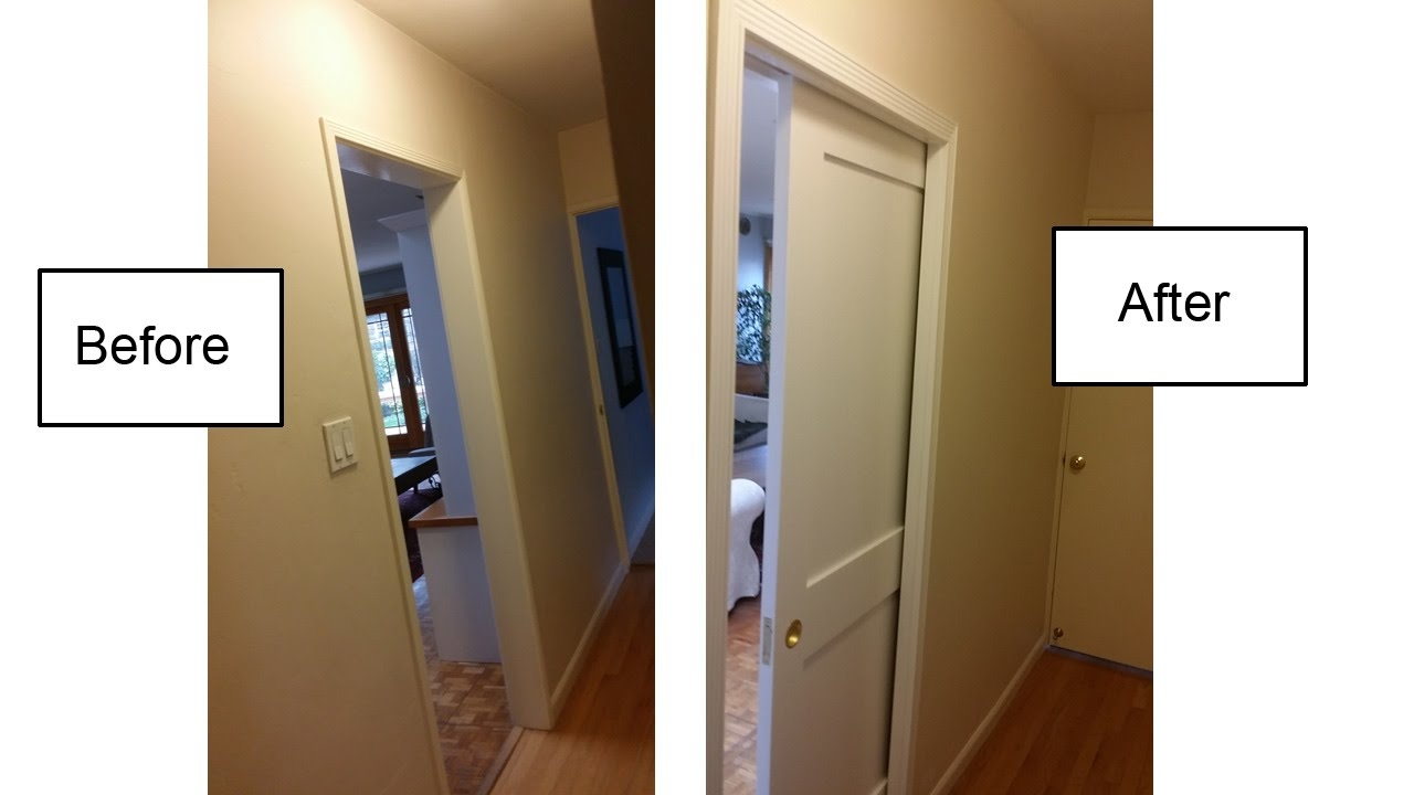 Hidden Sliding Closet Door HardwareHidden Sliding Closet Door Hardware