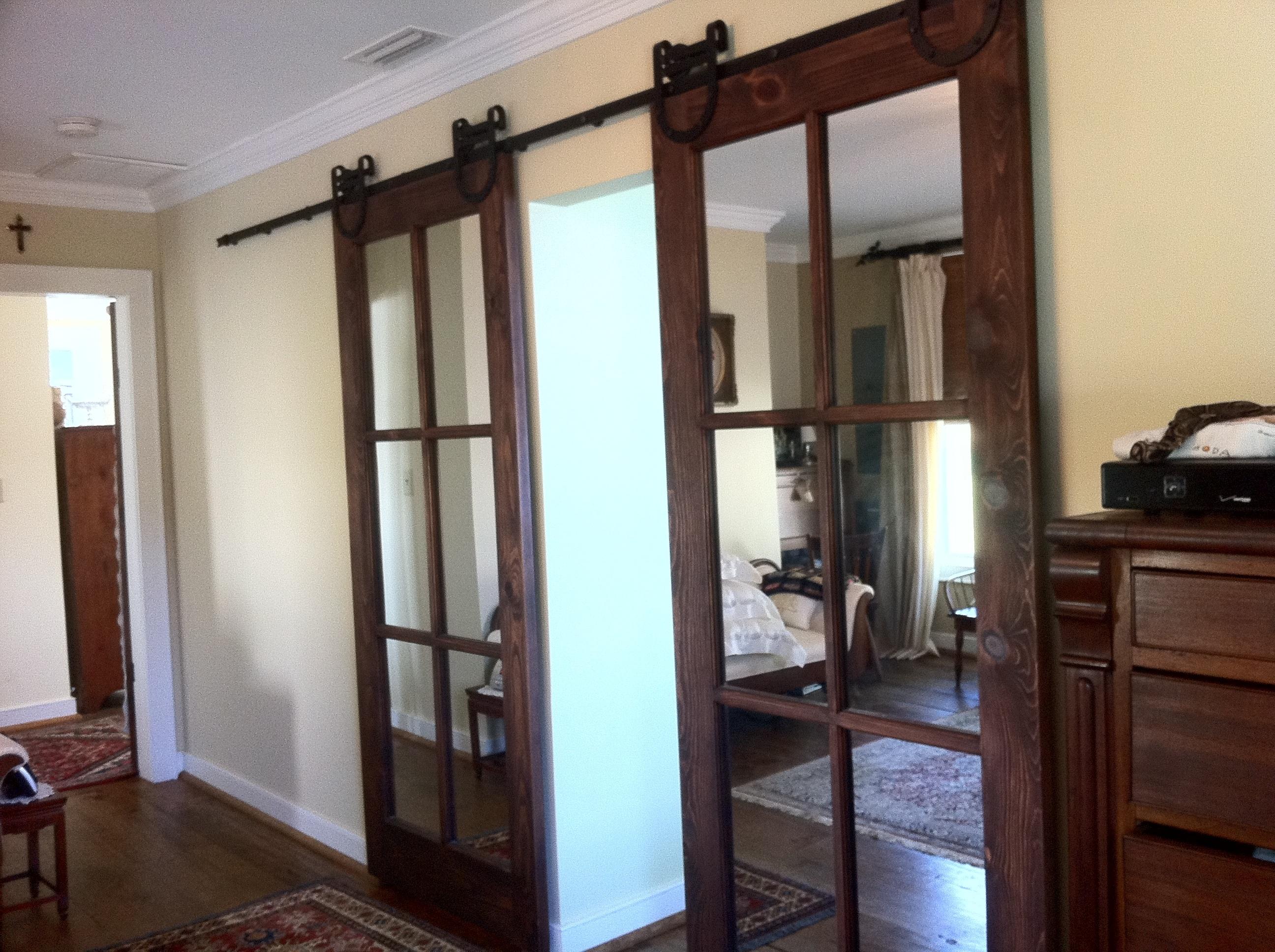Interior Sliding Barn Doors For Homes