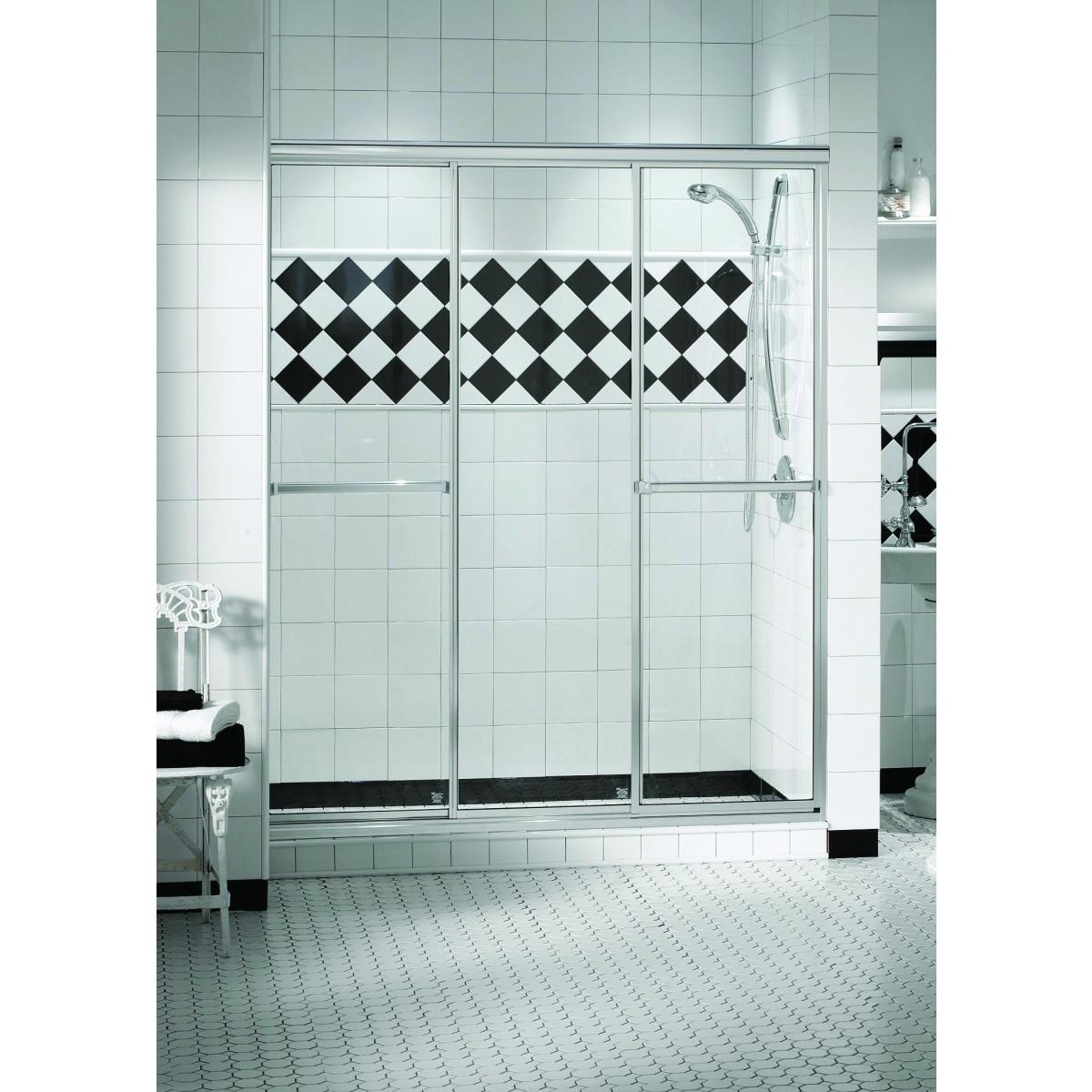 Maax 3 Panel Sliding Shower DoorMaax 3 Panel Sliding Shower Door