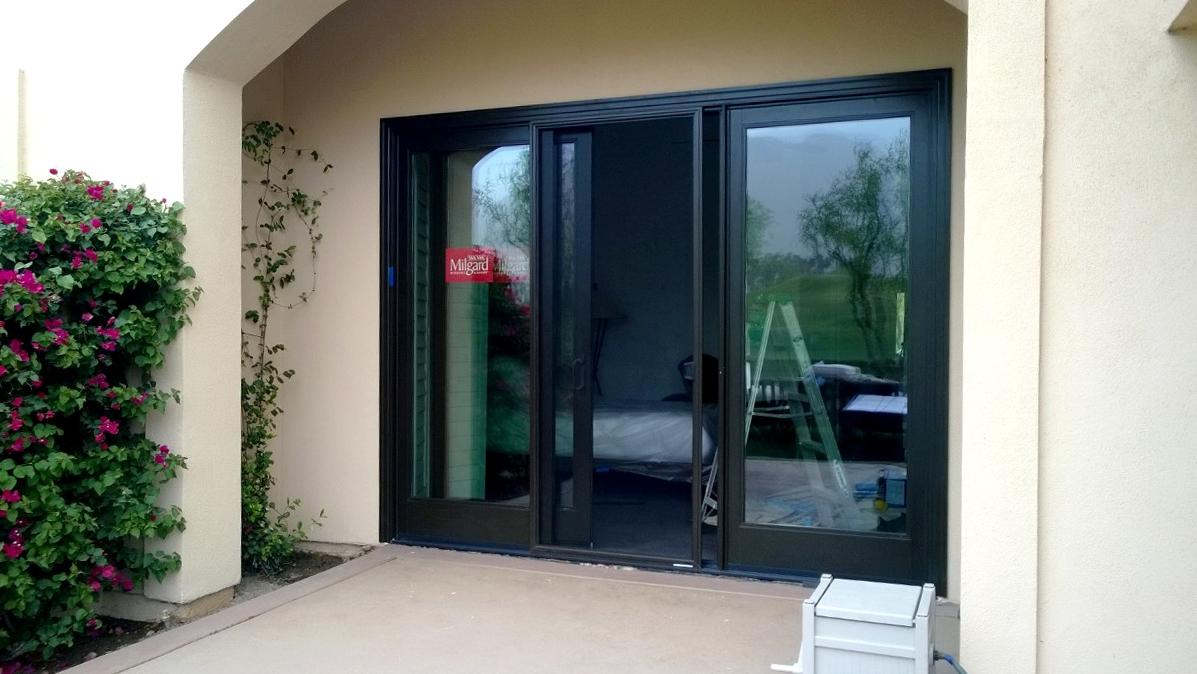 Milgard Fiberglass Sliding Doors