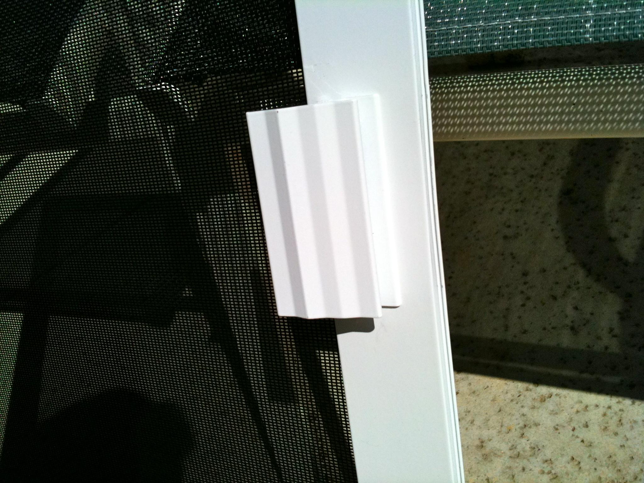 Pella Sliding Screen Door Roller2048 X 1536
