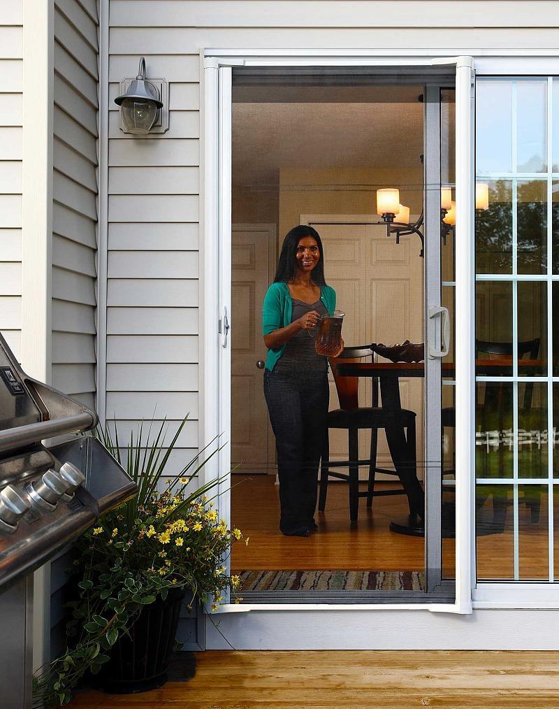 Retractable Screen Doors For Sliding Glass Doors