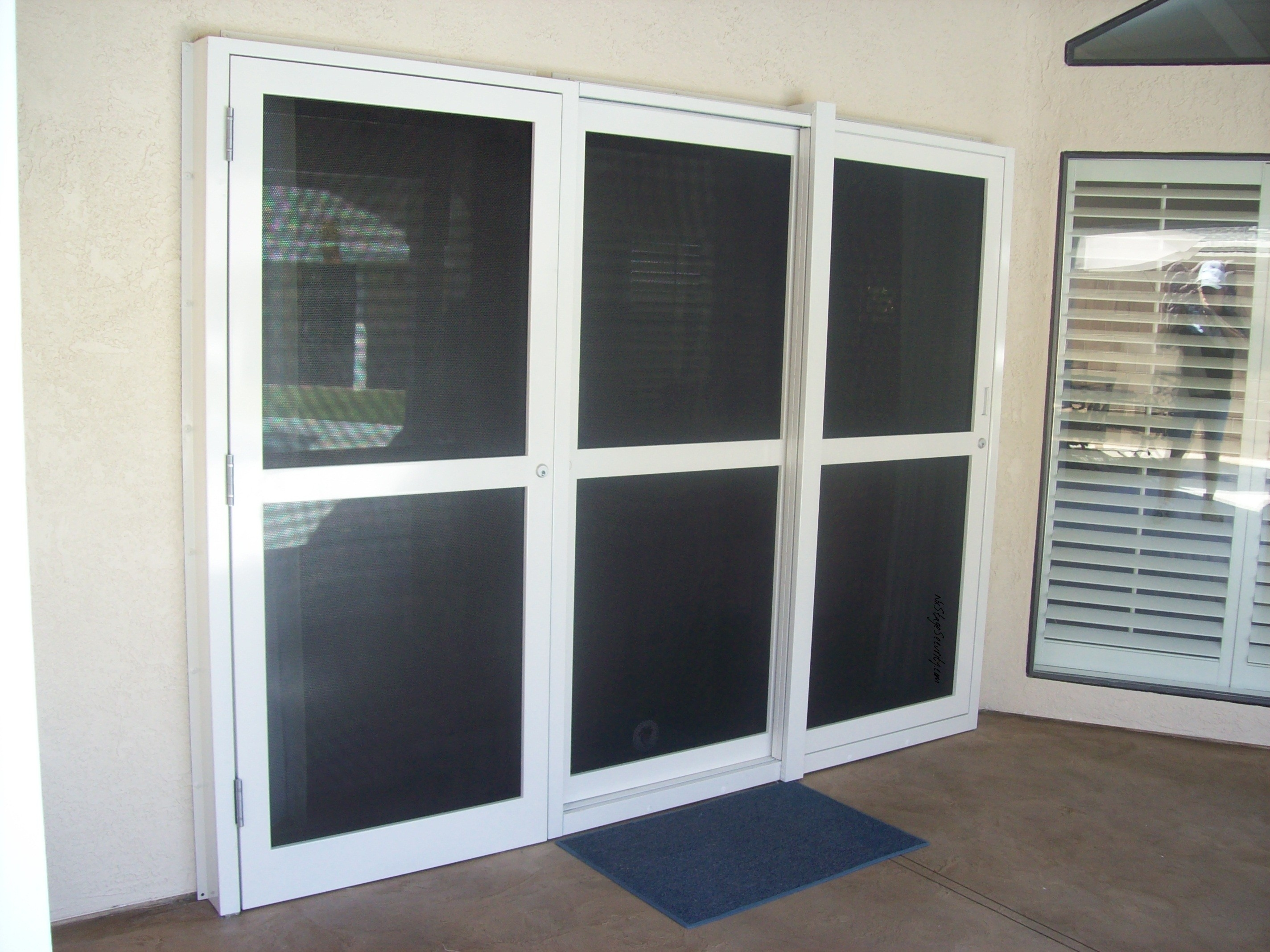 Secure Sliding Glass DoorSecure Sliding Glass Door