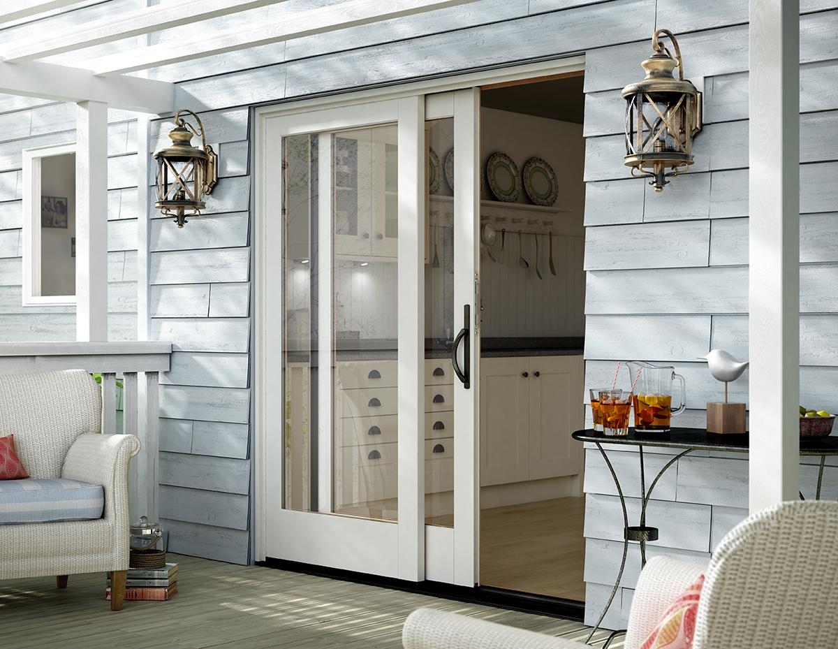 Single Panel Sliding Patio Door1200 X 929