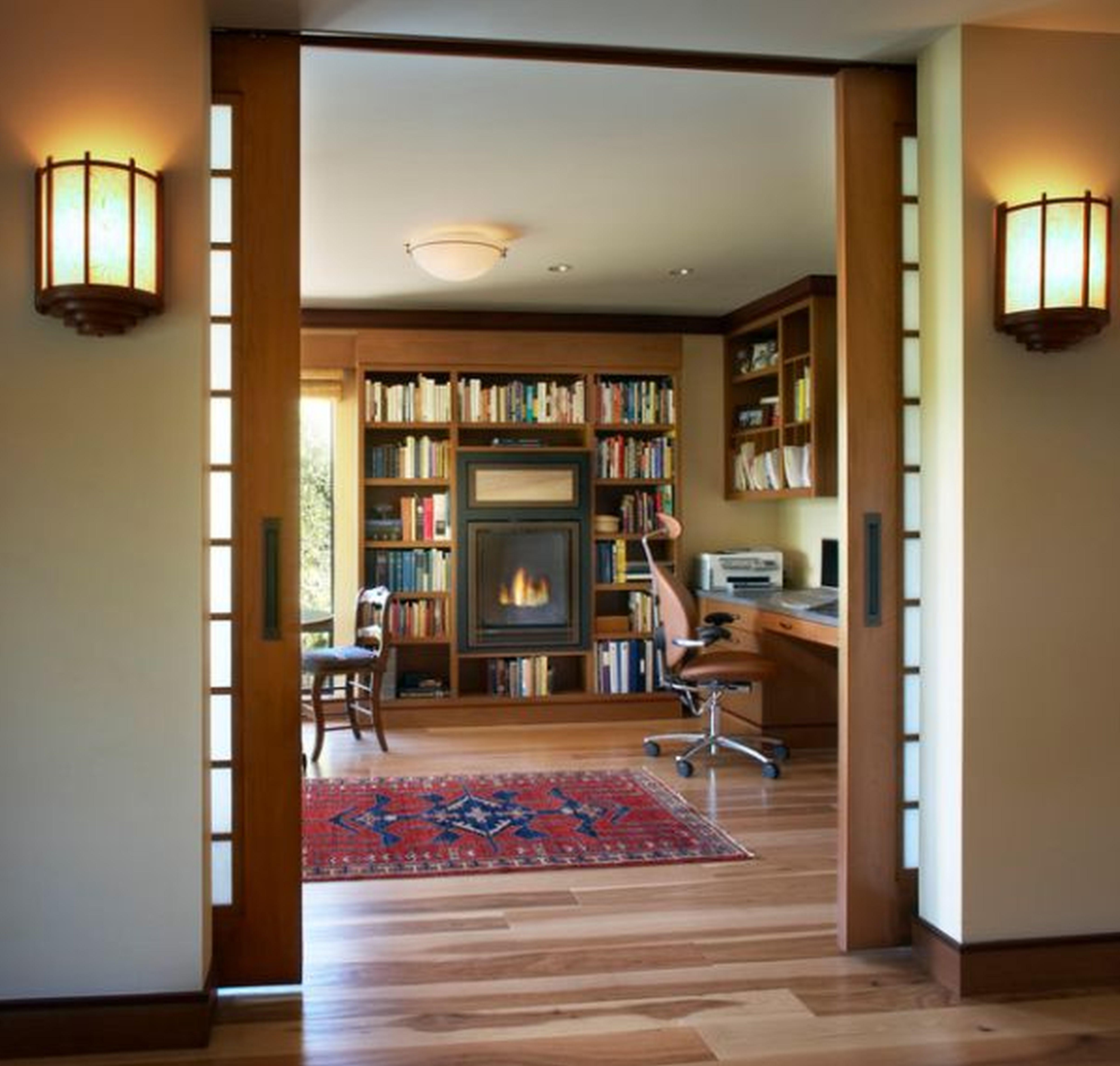 Slide Into Wall Doordoor wall slide doors home interior