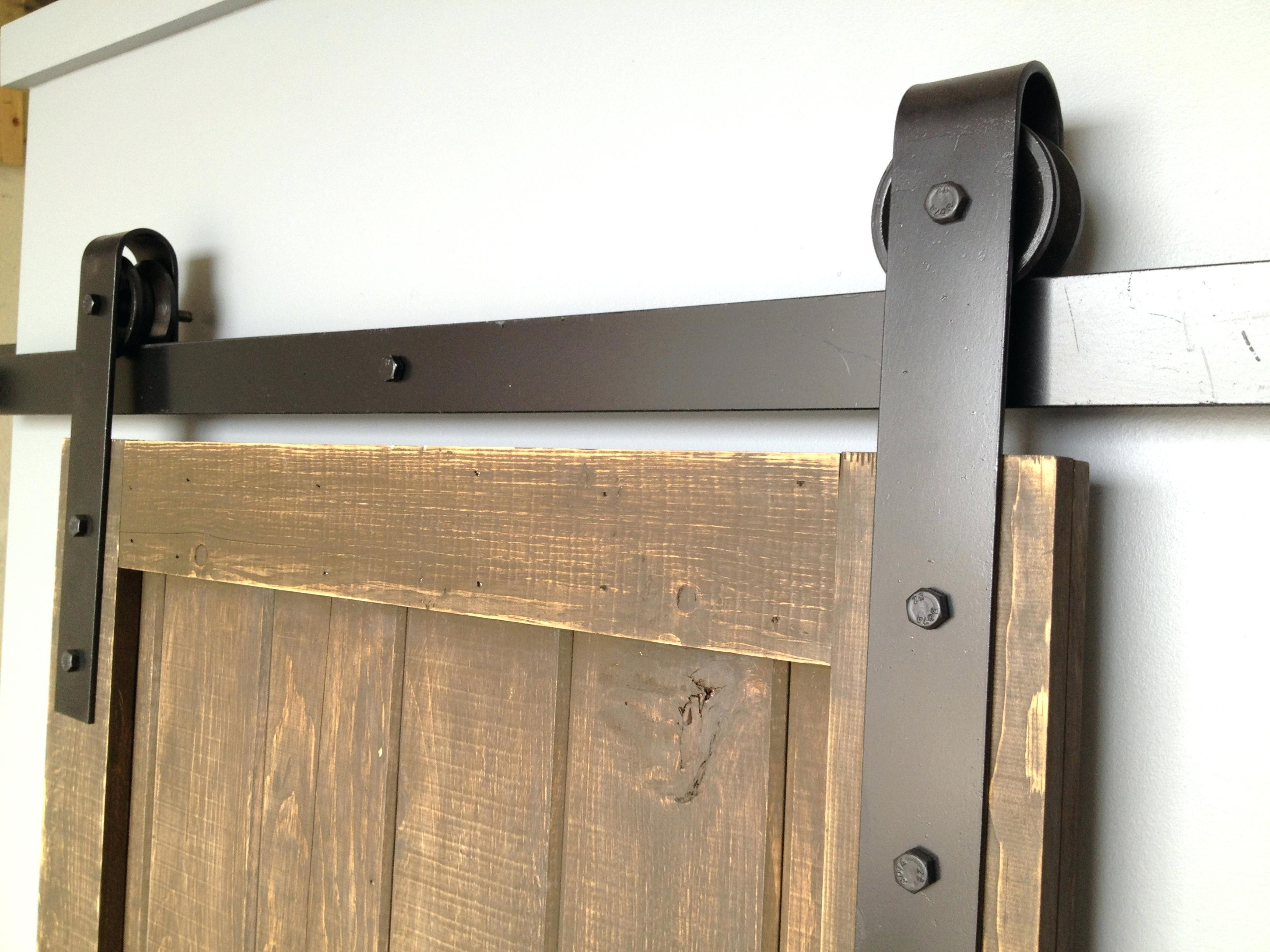 Sliding Barn Door Bathroom Lock3264 X 2448