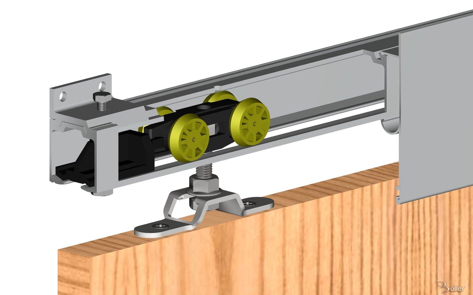 Sliding Door Track Systemssliding door gear 60kg hercules