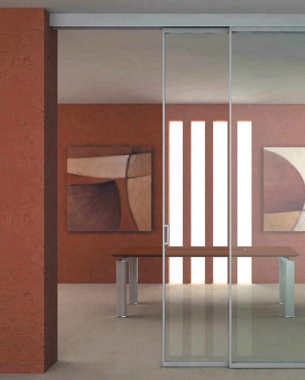 Sliding Glass Door Partitions