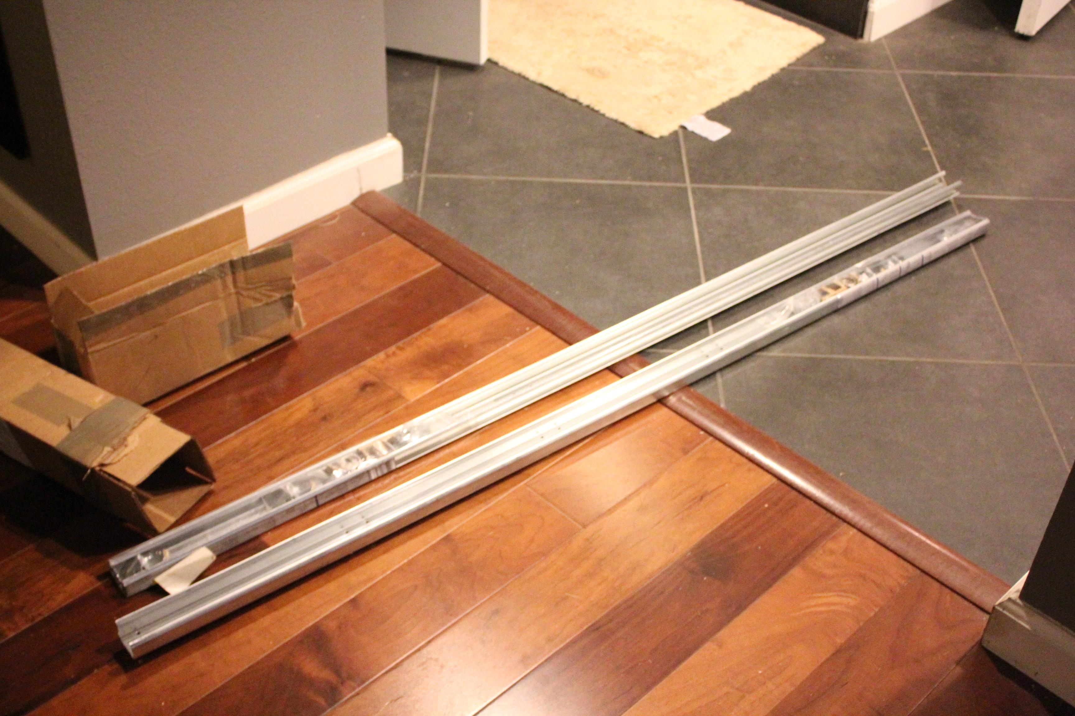 Track Hardware For Sliding Closet Doors