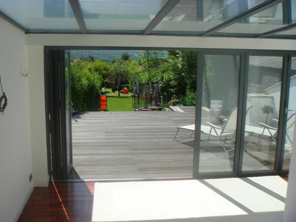Triple Glazed Aluminium Sliding Doors