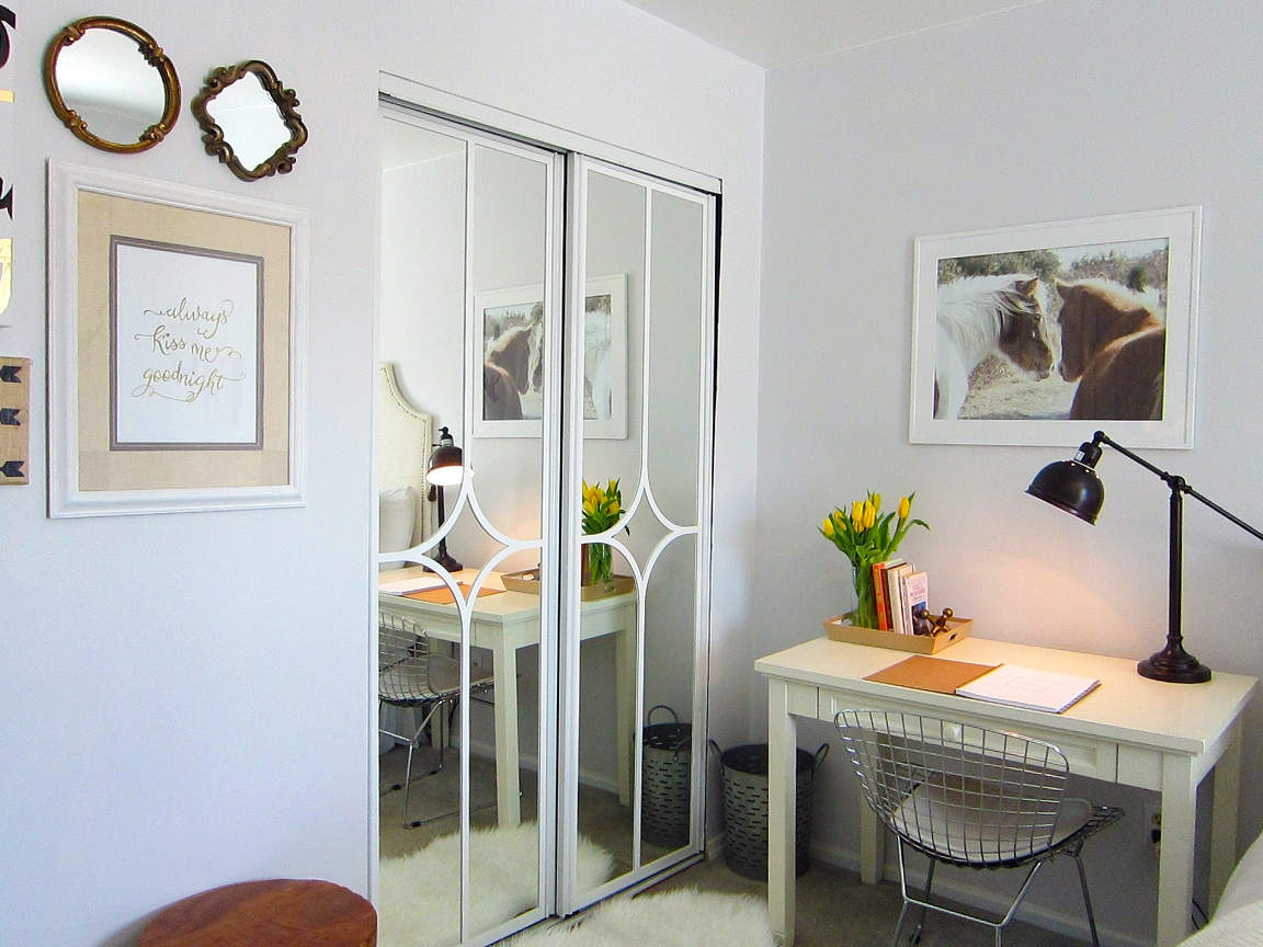 Updating Sliding Glass Closet DoorsUpdating Sliding Glass Closet Doors