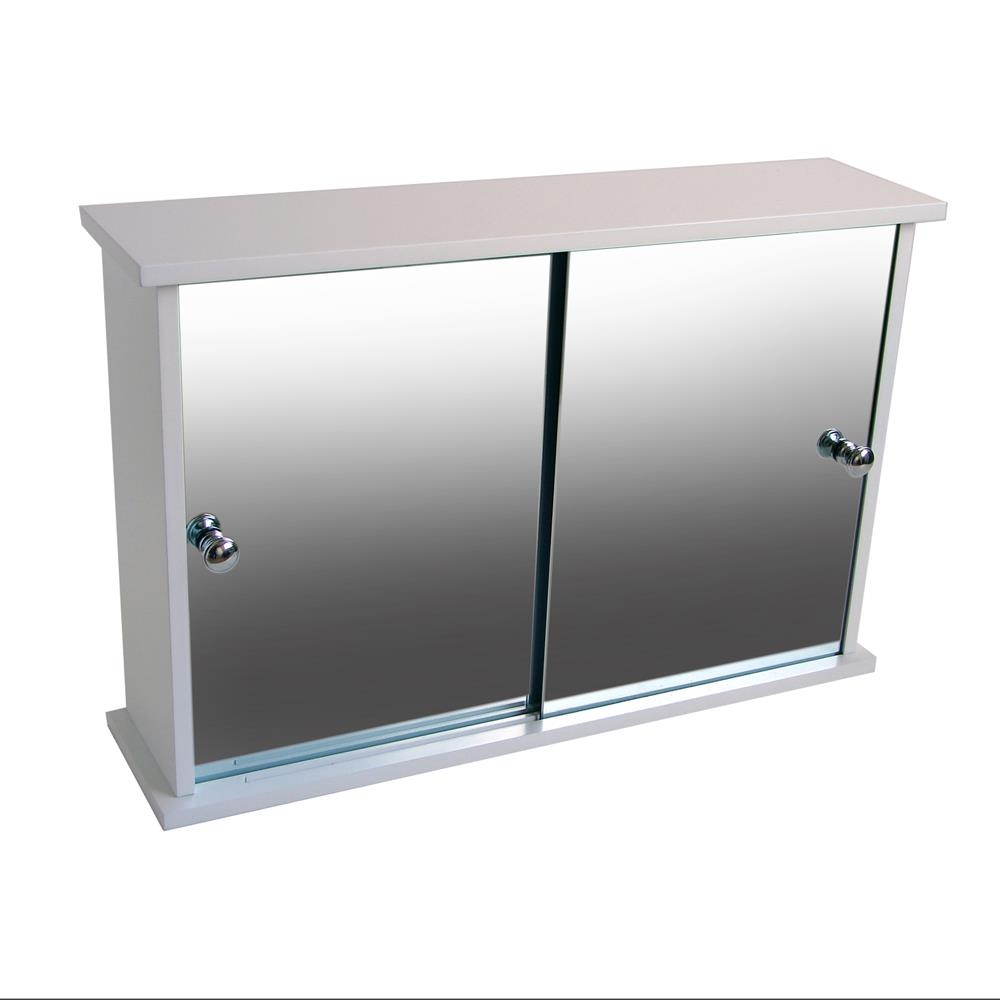 Wall Cabinet With Sliding Door Whitewhite sliding mirror door bathroom cabinet roman at home