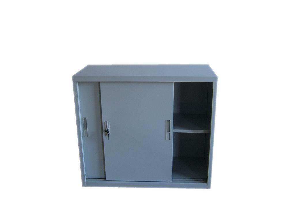 Wall Cupboard With Sliding Doors