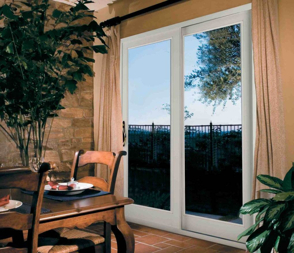 5 Foot Sliding Glass Patio Doors1020 X 877