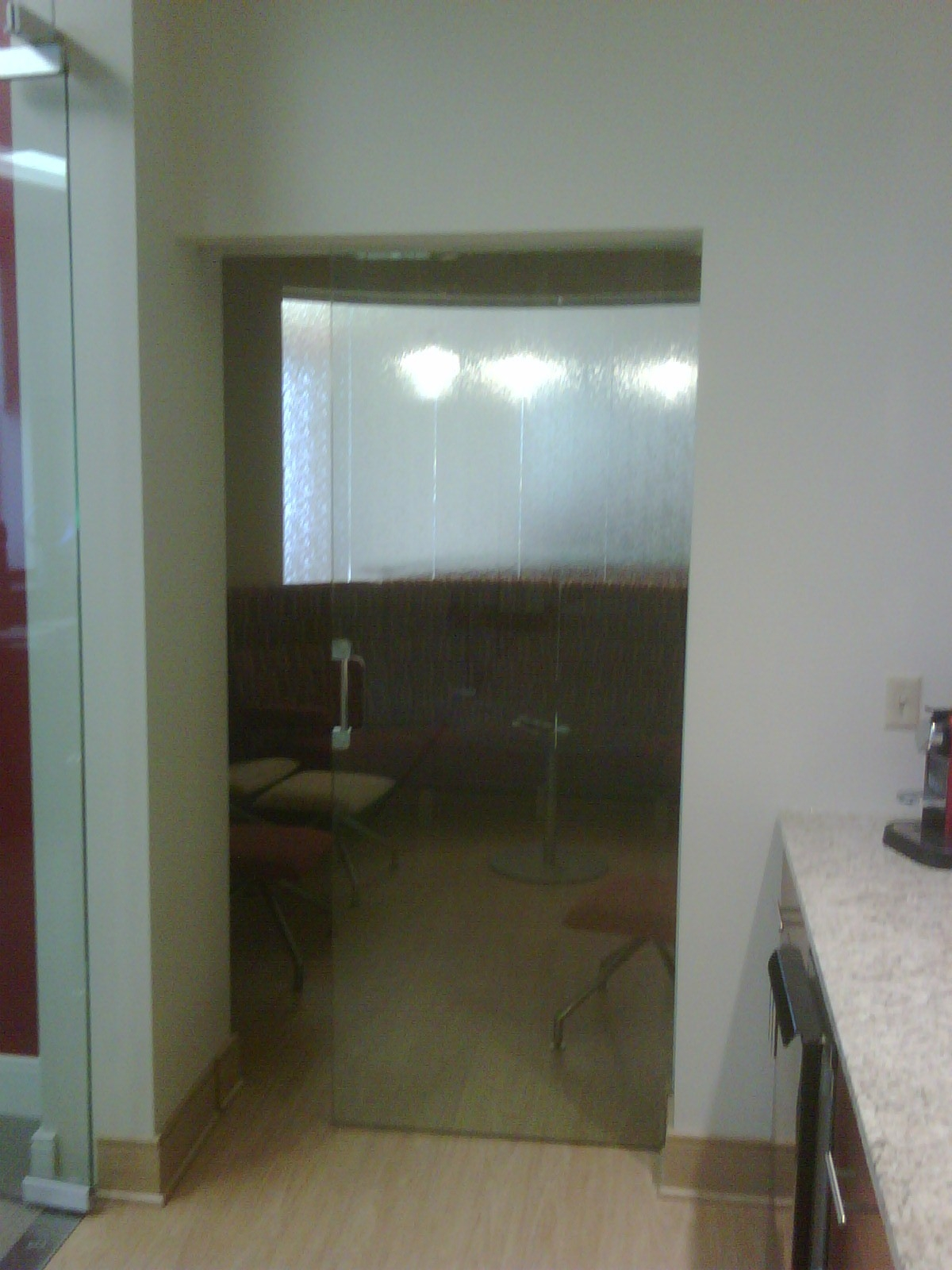 Concealed Sliding Glass Door Track1200 X 1600