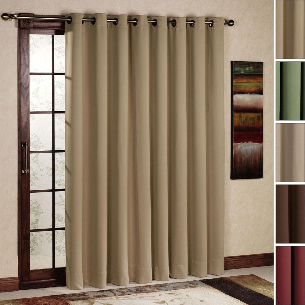 Curtains For A Sliding Glass Door Ideas1000 X 1000