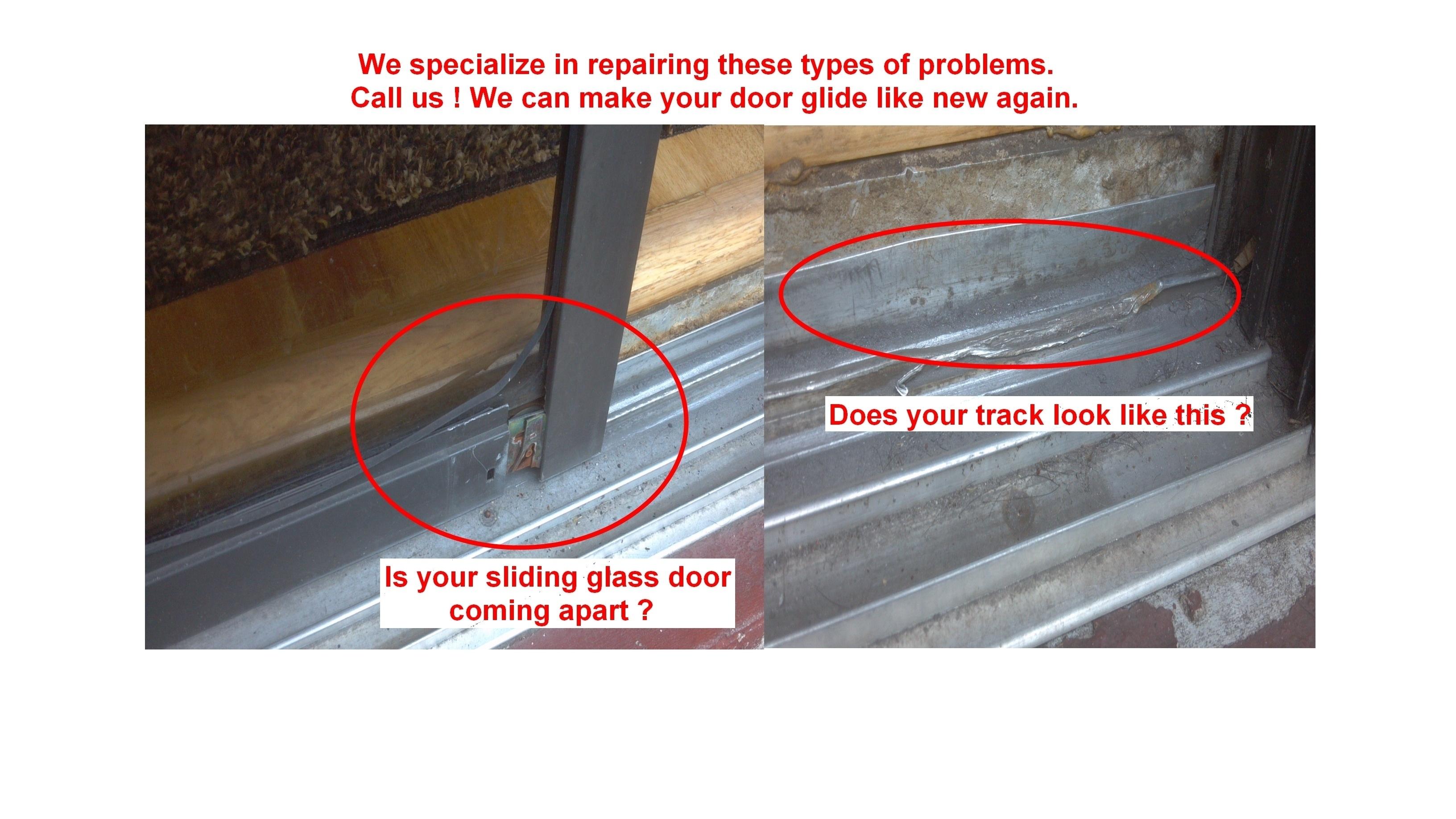 Fixing Sliding Glass Doors Rollers3264 X 1836