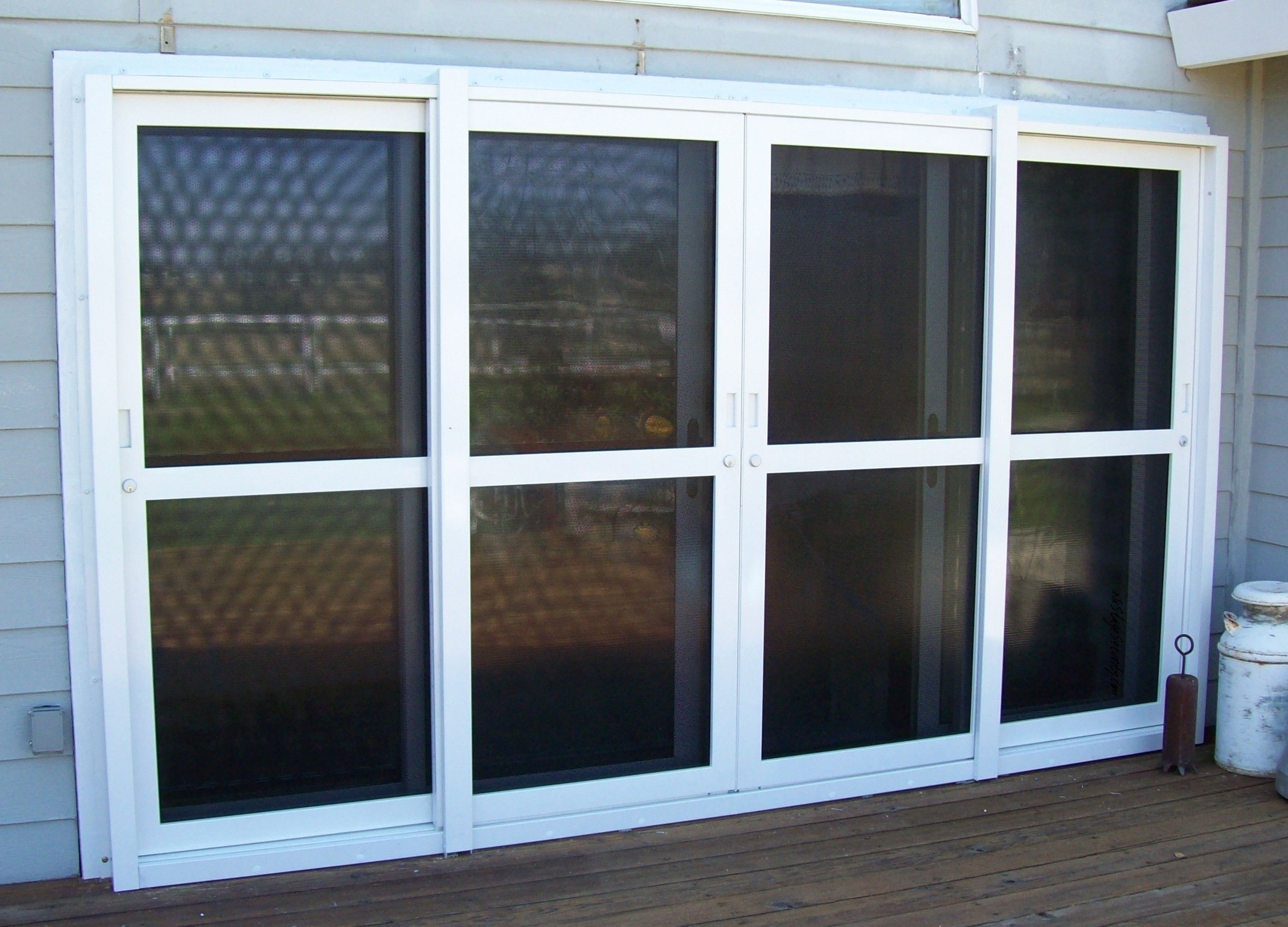 Iron Security Doors For Sliding Glass Doors Sliding Doors