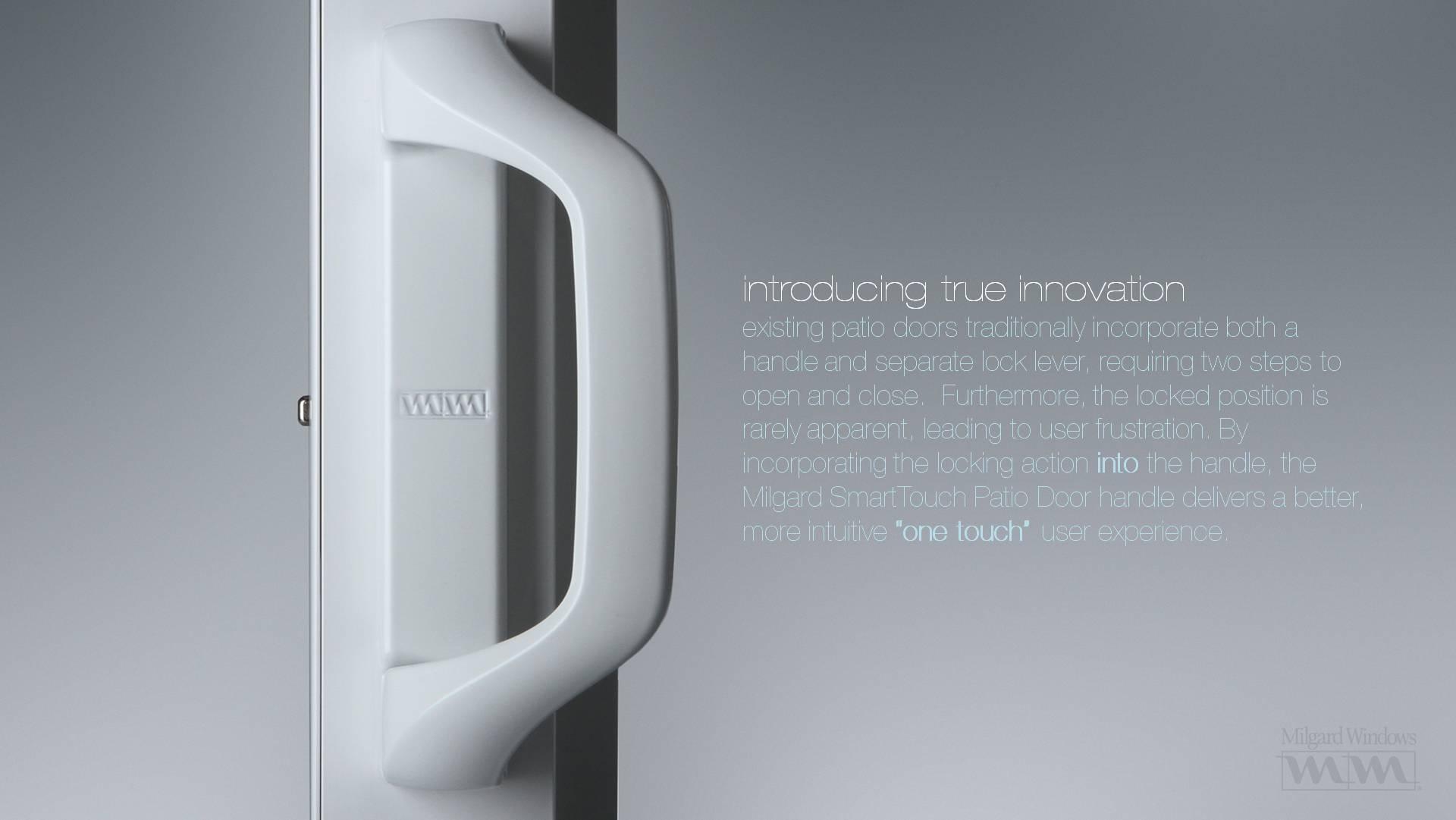 Milgard Sliding Glass Door Handle Lock1920 X 1081