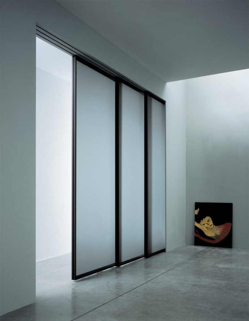 Monarch Sliding Mirror Door Track