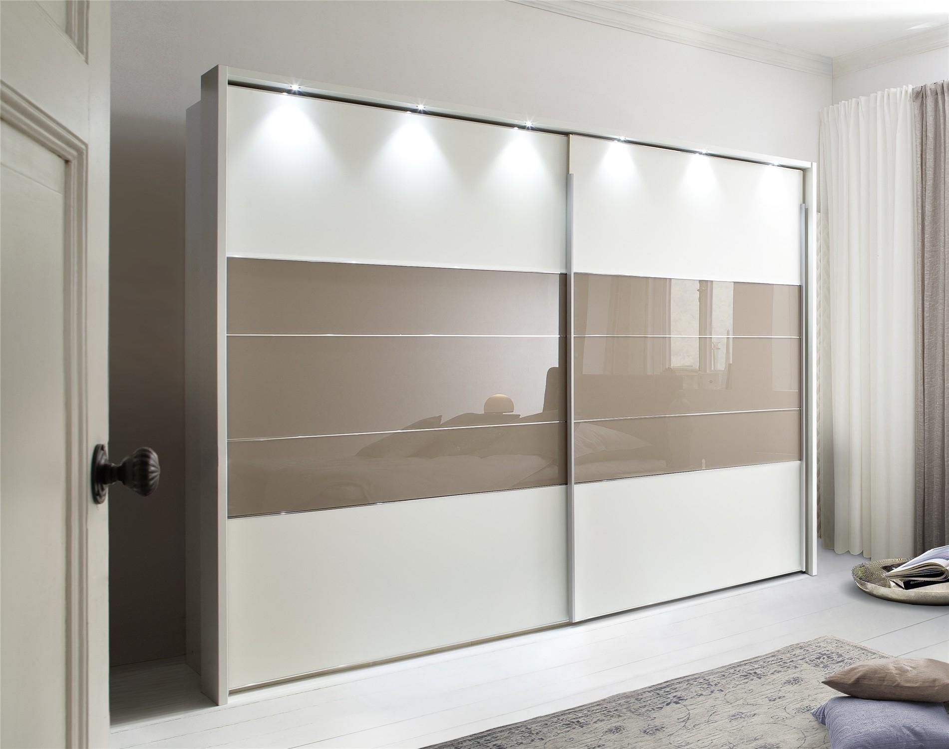 Oak Finish Sliding Closet Doors1901 X 1500