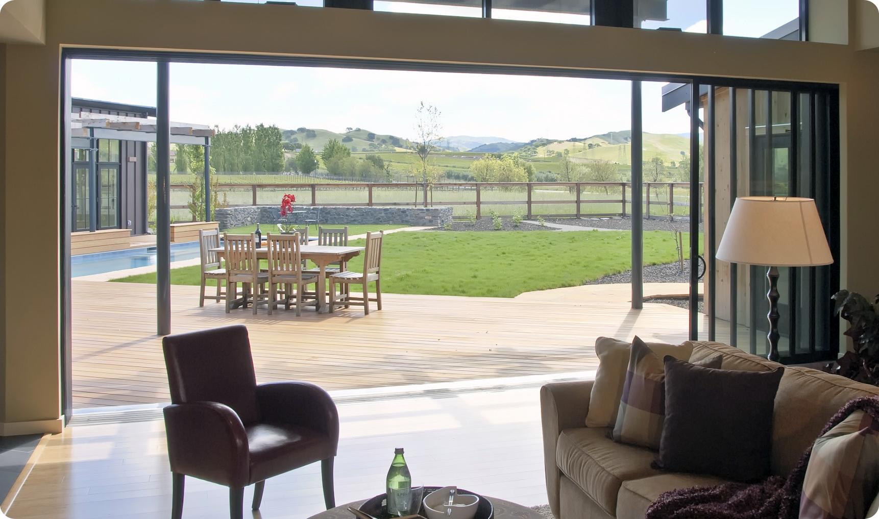 Oversized Sliding Glass Doorsdoor oversized sliding glass doors theflowerlab interior design