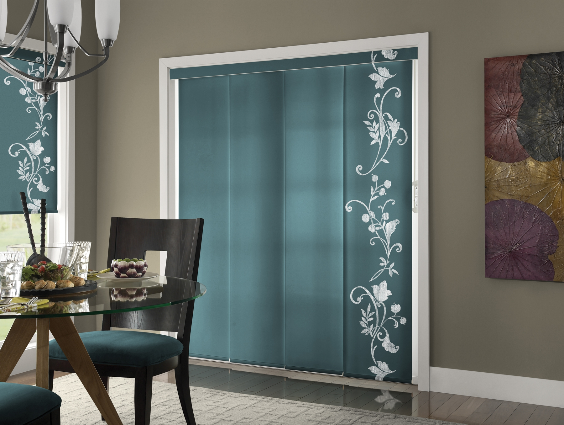 Panel Track Curtains For Sliding Glass Doors1800 X 1355