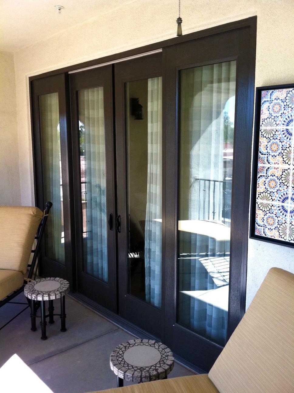 Pella 5 Foot Sliding Glass Door