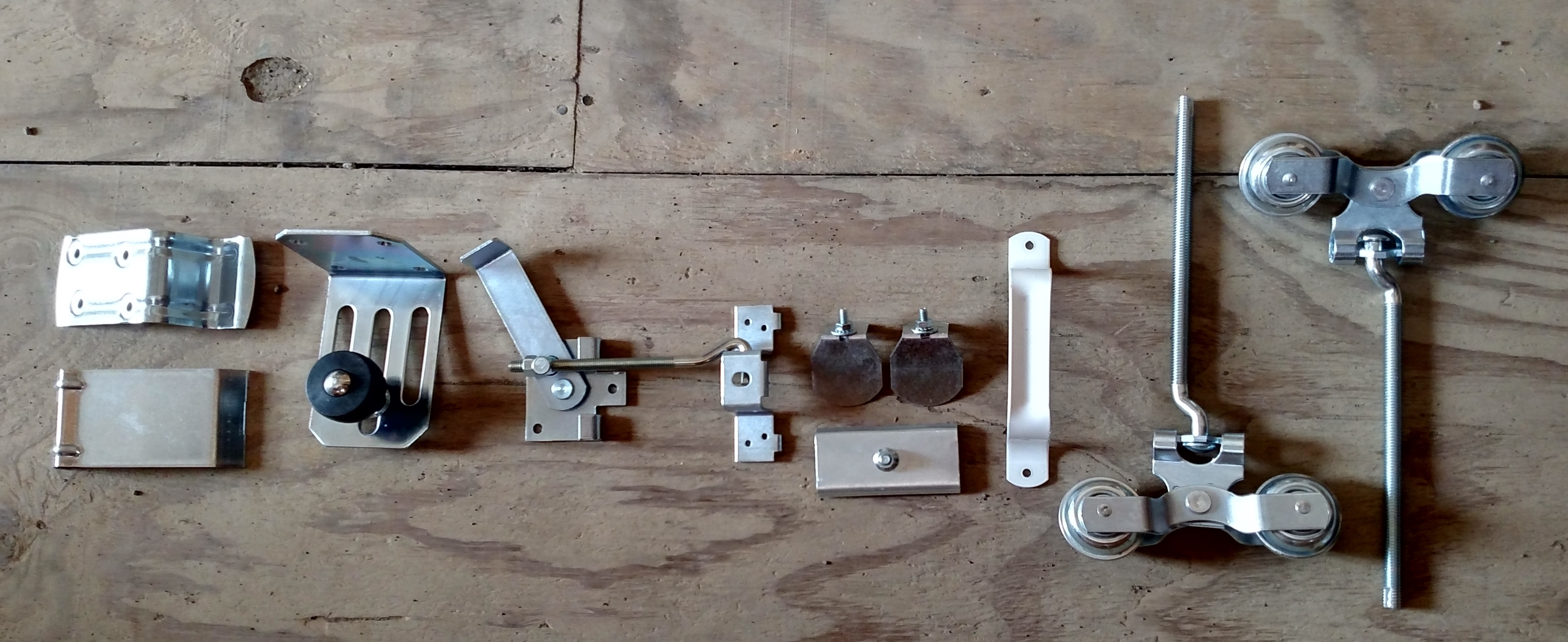 Pole Barn Sliding Door Hardware