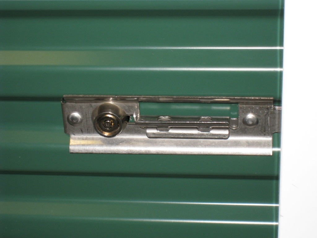Slide Lock For Roll Up Dooraccessories trac rite