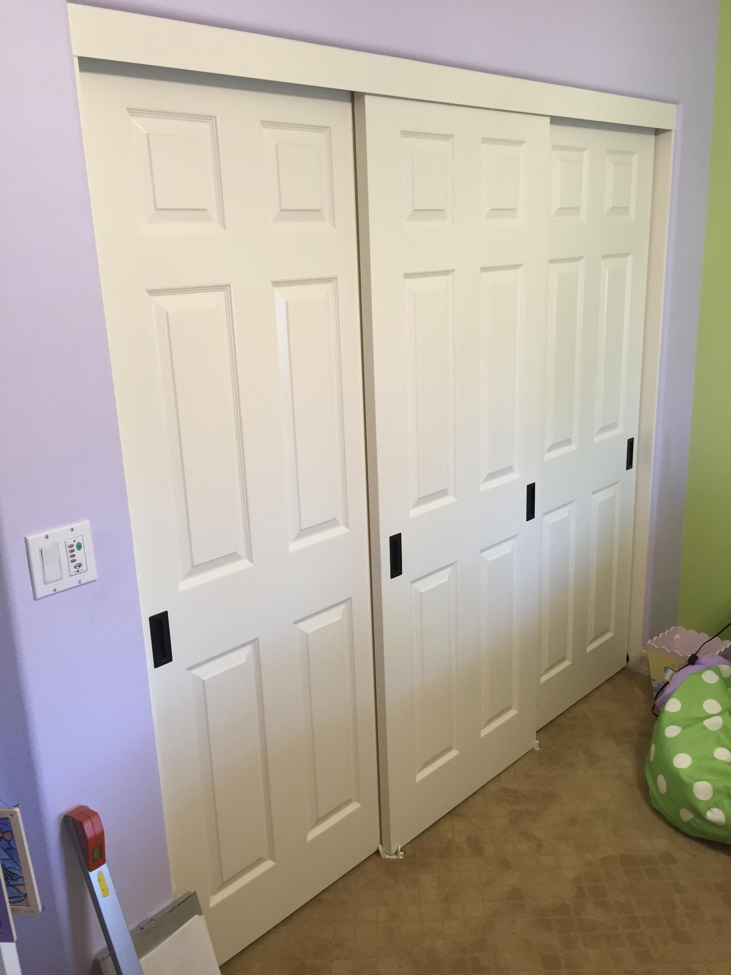 Sliding Closet Door Valance Sliding Doors