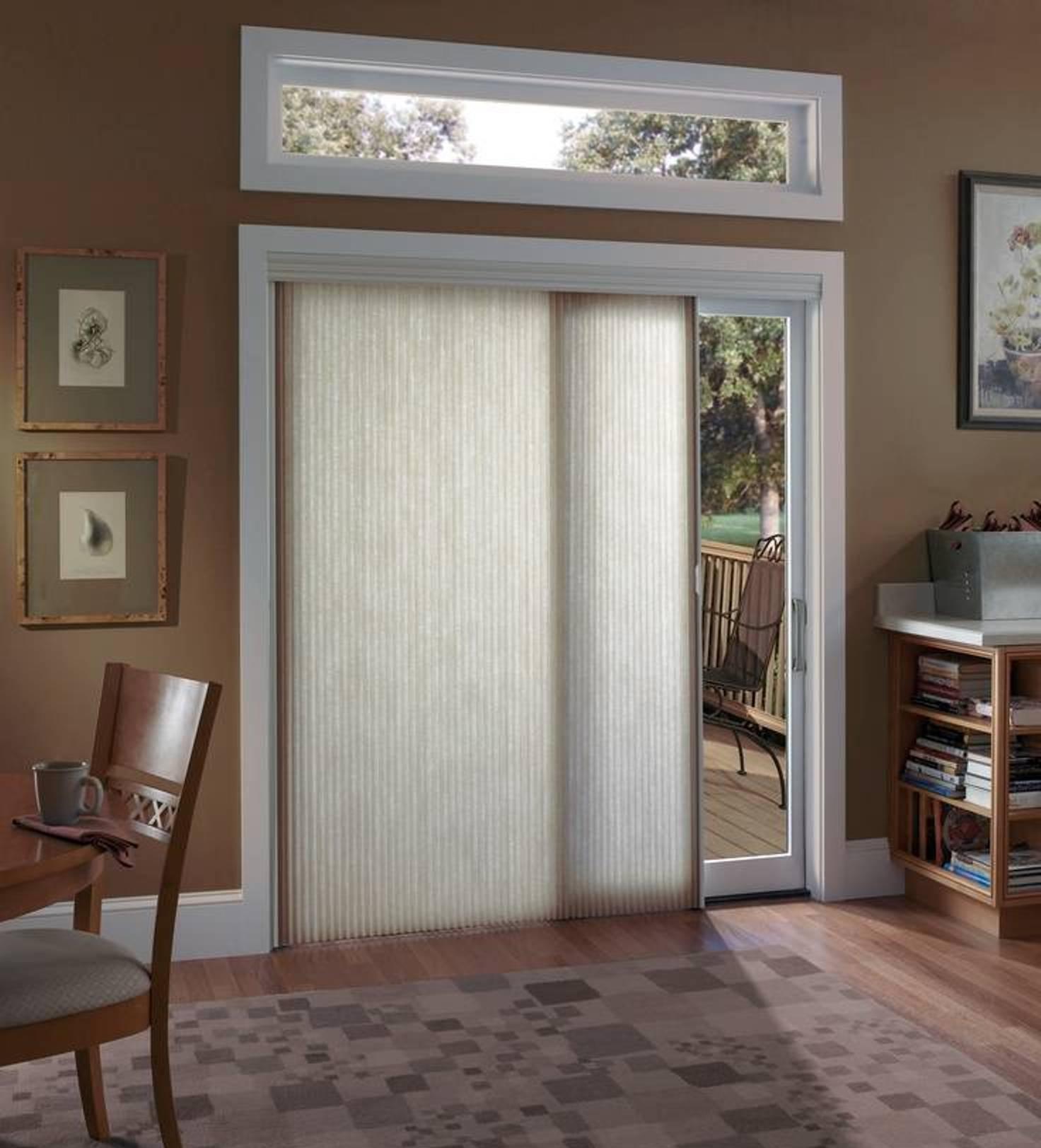 Sliding Glass Door Coverings Ideas
