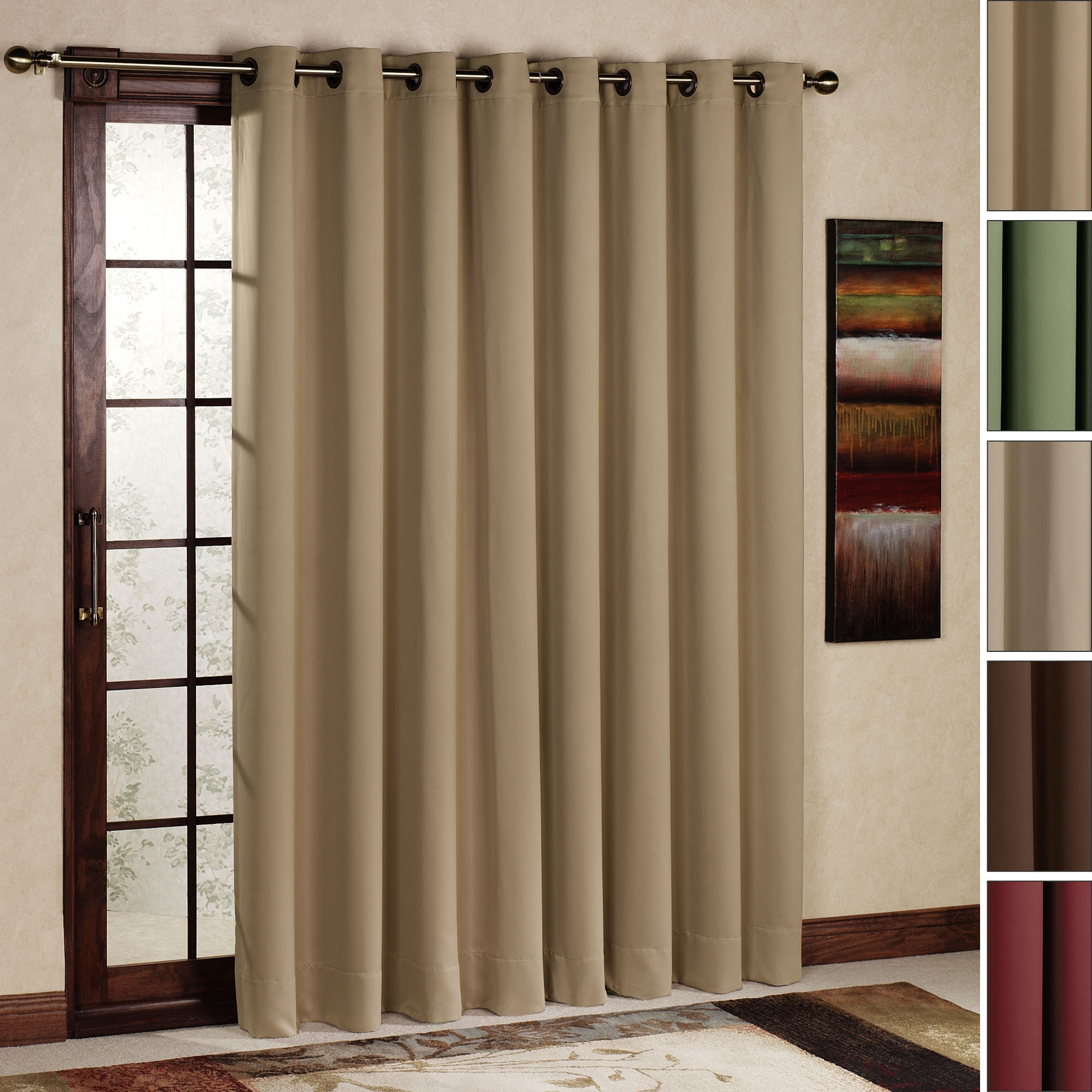 Sliding Glass Door Drapes Customfree sliding glass door window treatments curtains on with hd