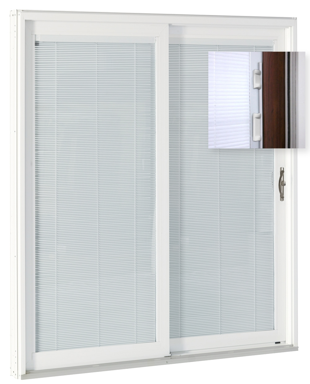 Sliding Glass Patio Doors With Internal Blindsprovia sliding glass patio door options