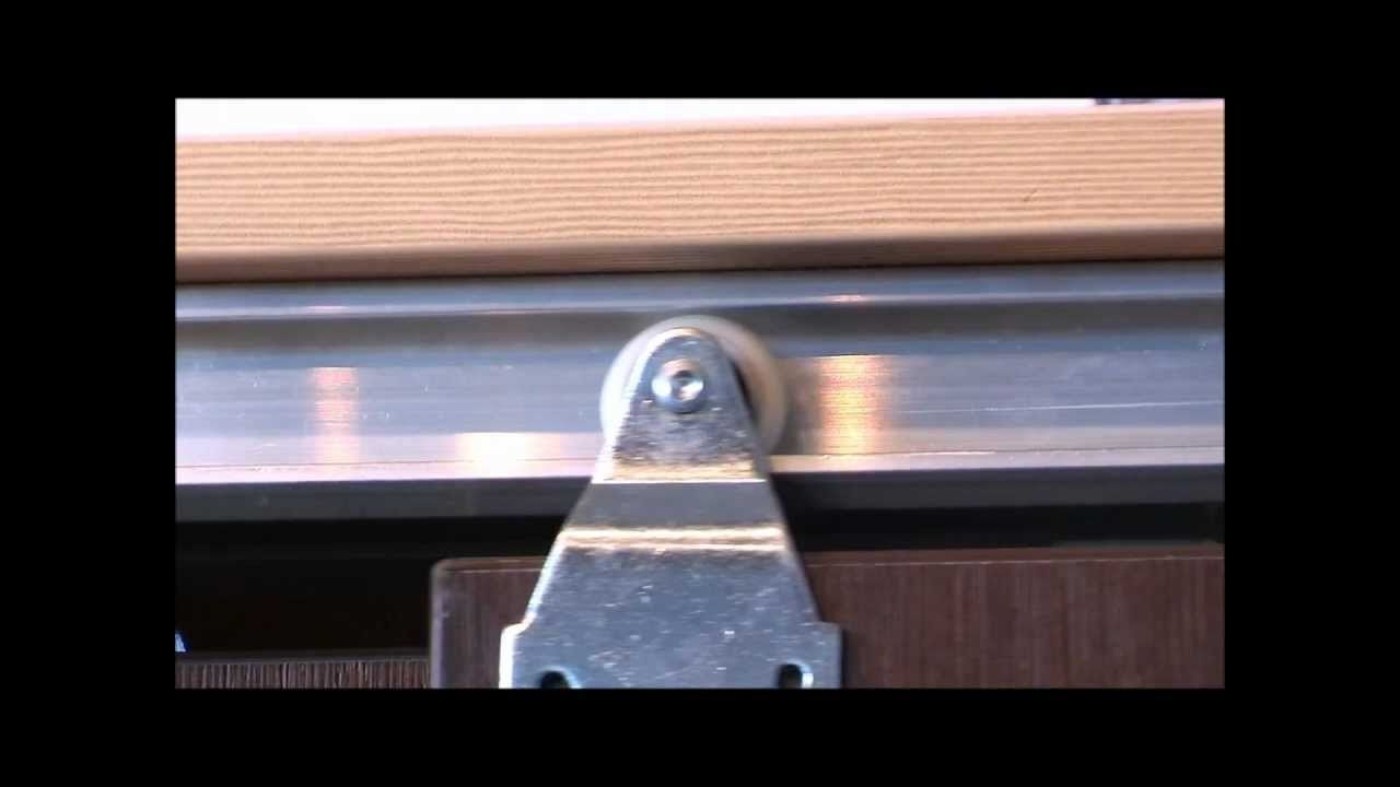 Sliding Wardrobe Door Rail Kit