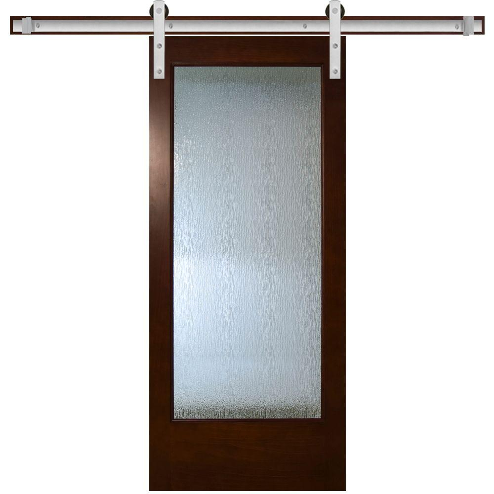 Stained Glass Sliding Barn Door1000 X 1000