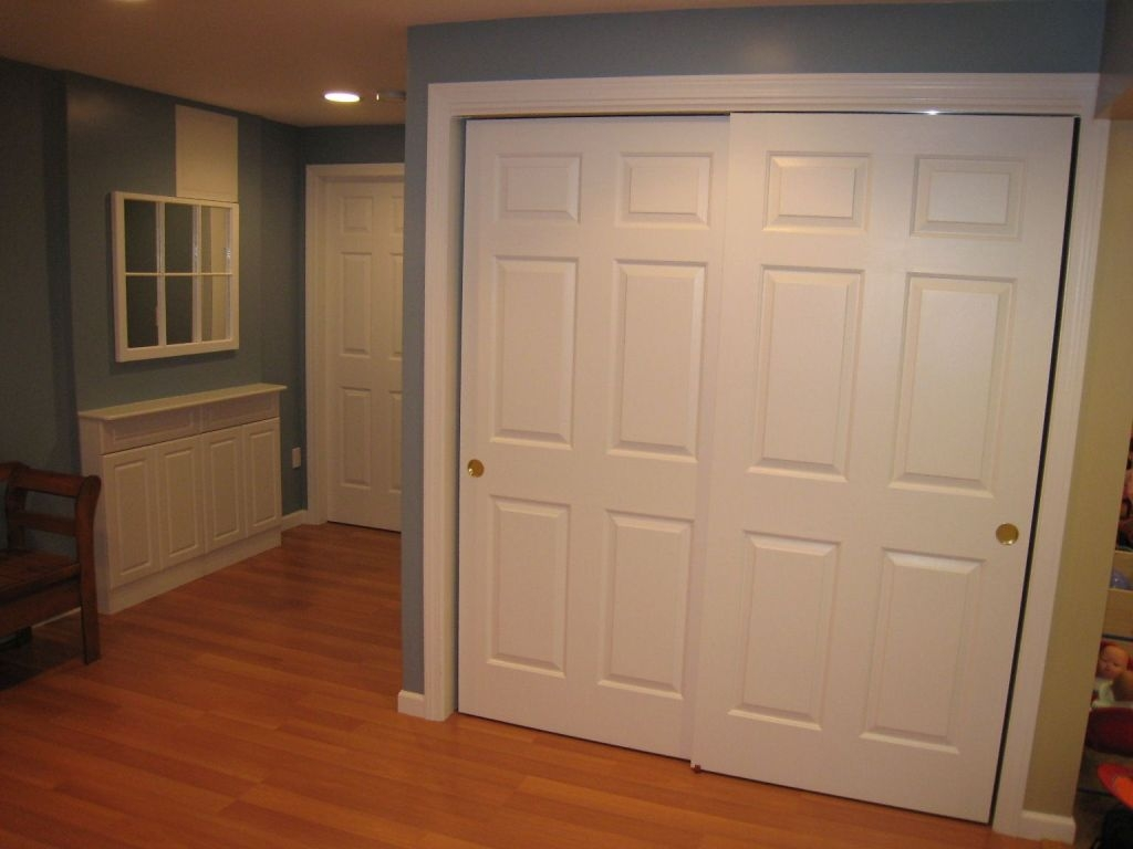6 Panel Sliding Closet Doors For Bedrooms