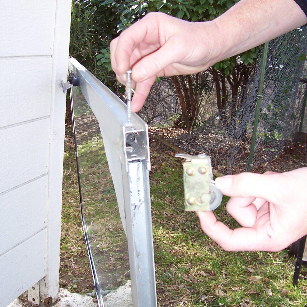 Adjusting Sliding Glass Doors Rollers