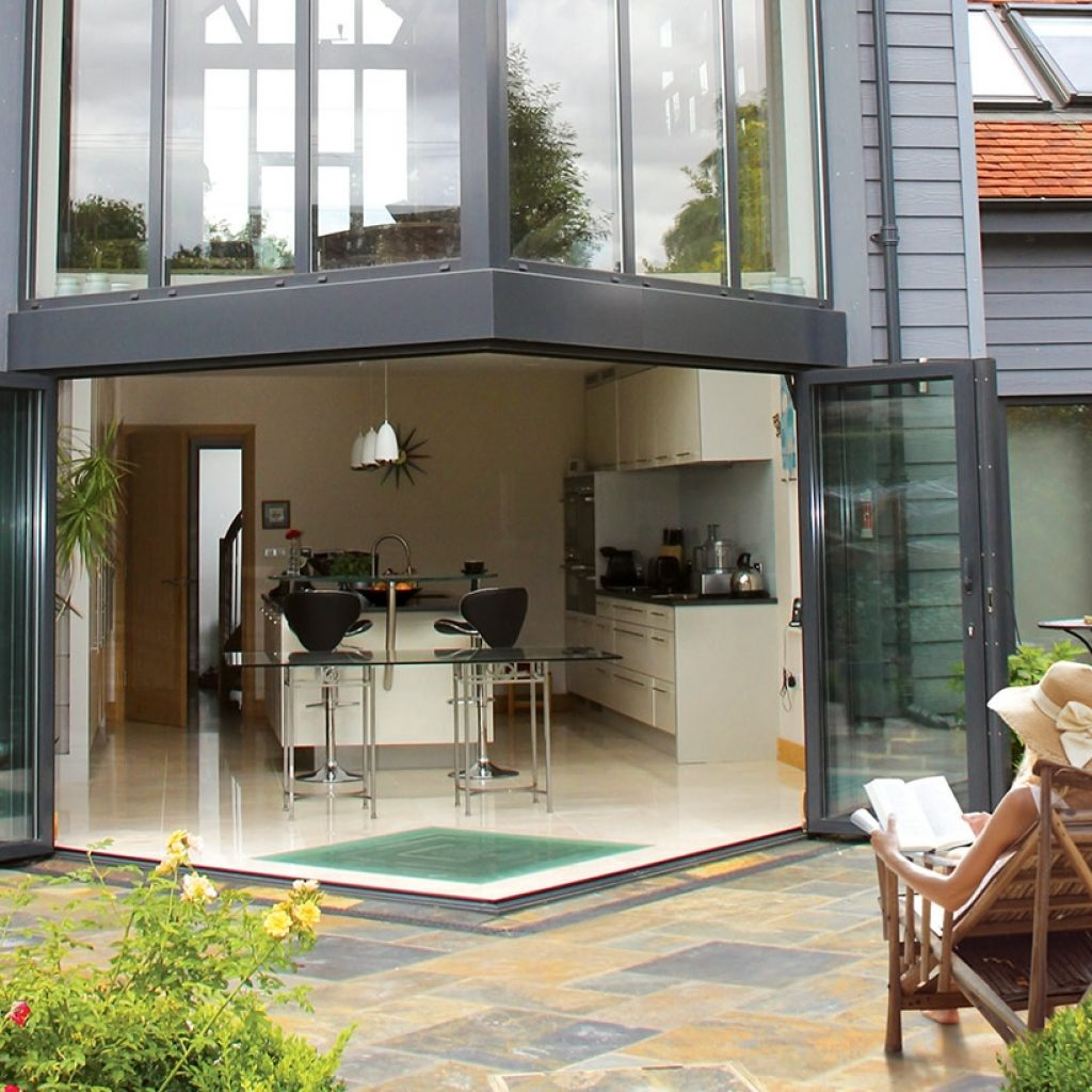 Bi Fold Vs Sliding Doorsidsystems bifold doors sliding doors glass roofs