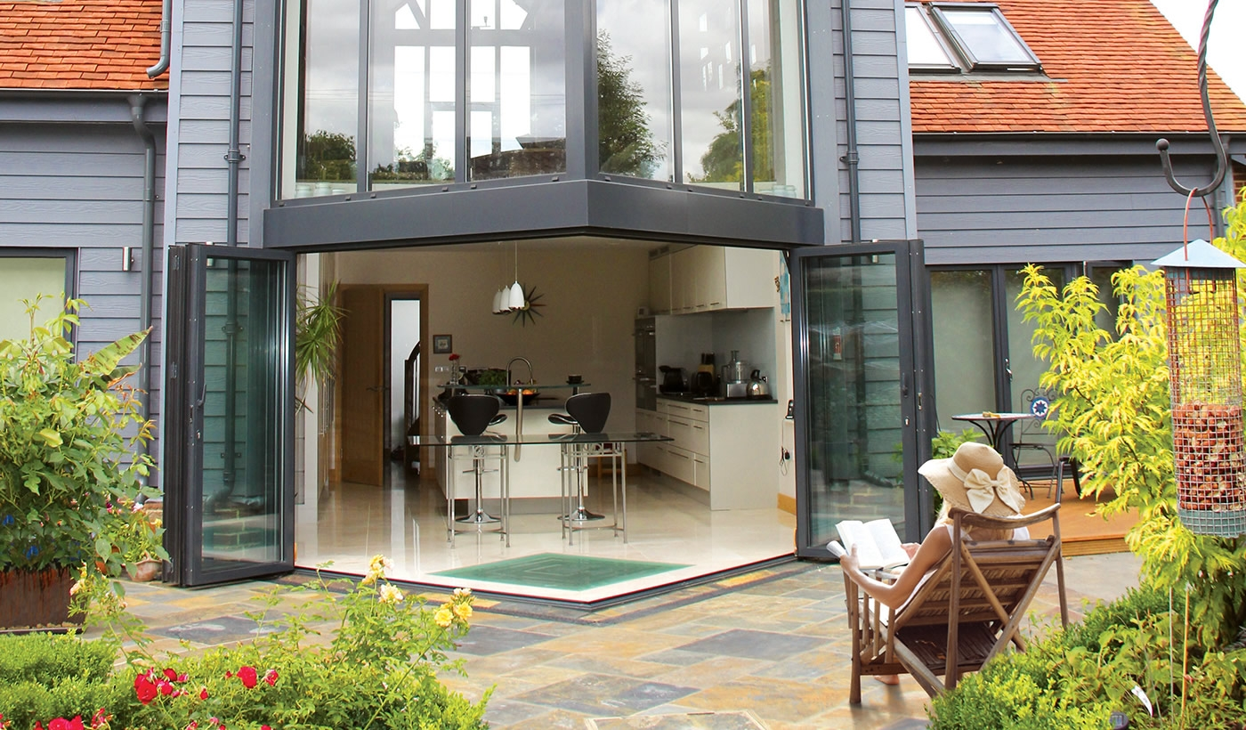 Bi Fold Vs Sliding Doorsidsystems bifold doors sliding doors glass roofs