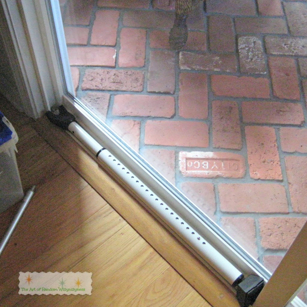 Crl Aluminum Security Bar For Sliding Glass Doors1552 X 1600