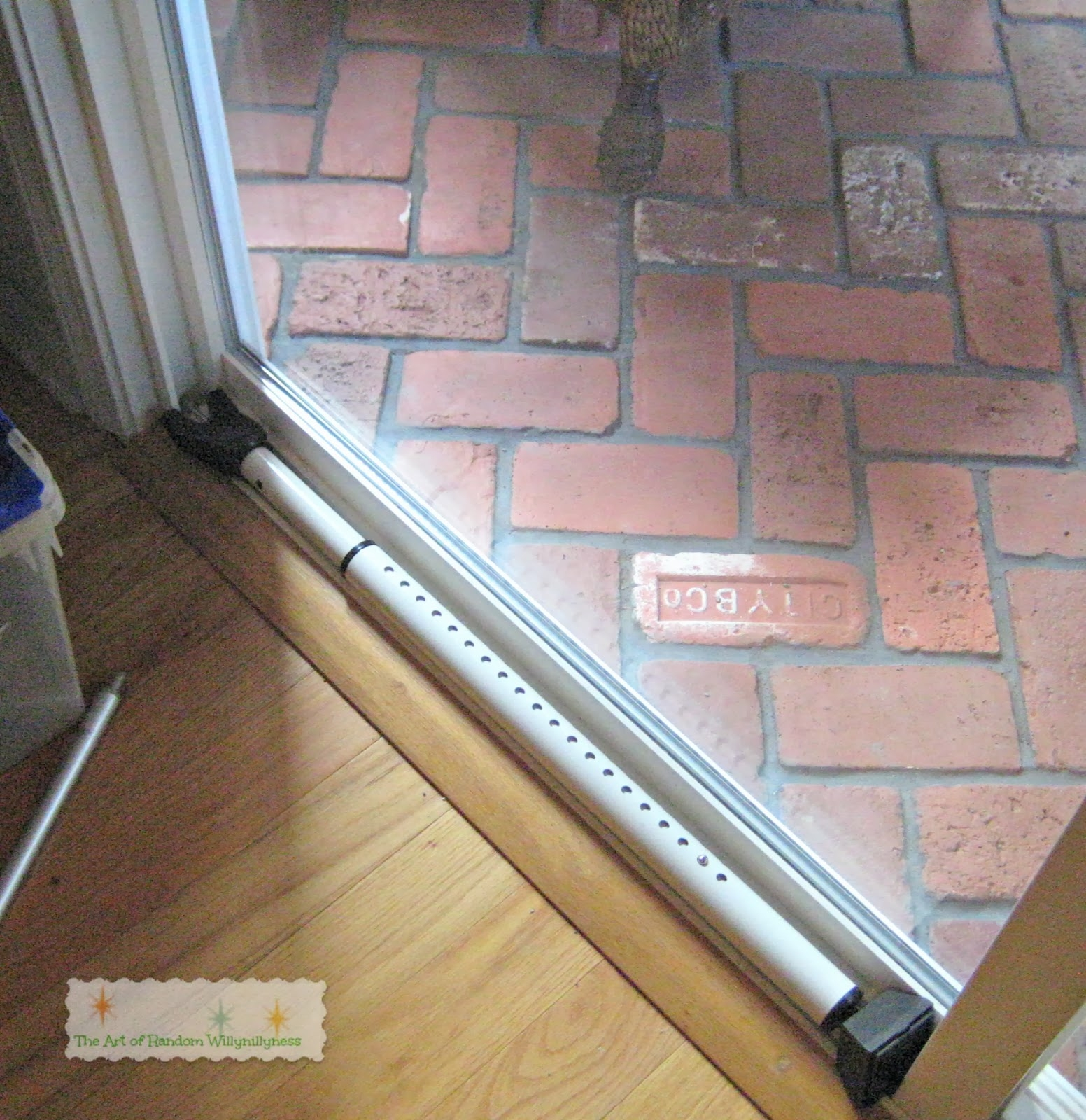 Crl Aluminum Security Bar For Sliding Glass Doors1552 X 1600