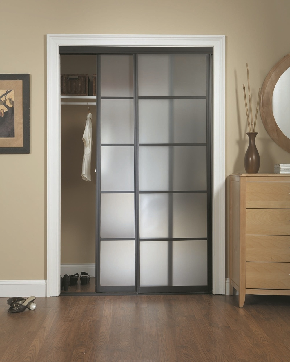 Custom Mirror Closet Sliding Doorscloset doors interior doors and closets