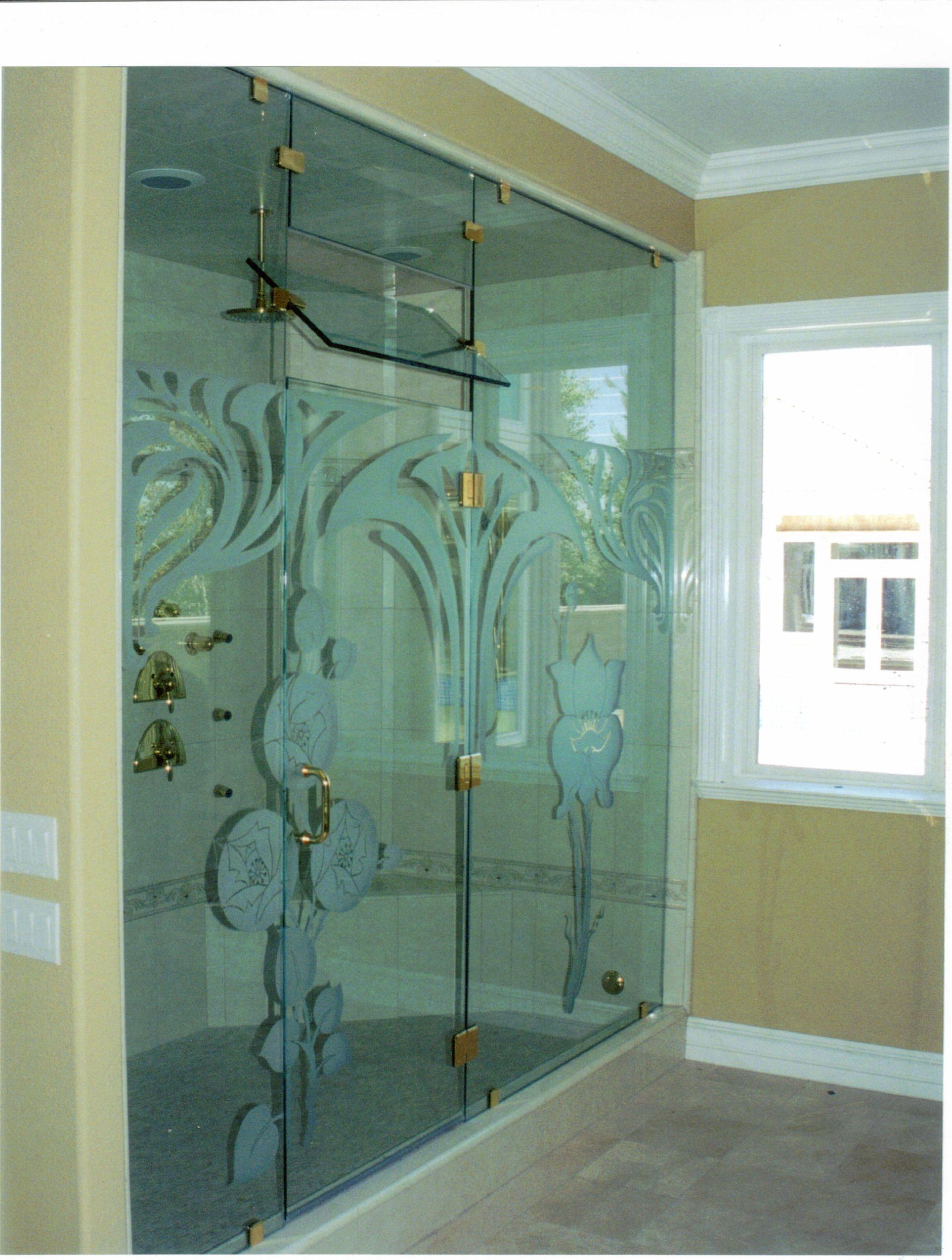 Decorative Sliding Glass Door Decals Sliding Doors