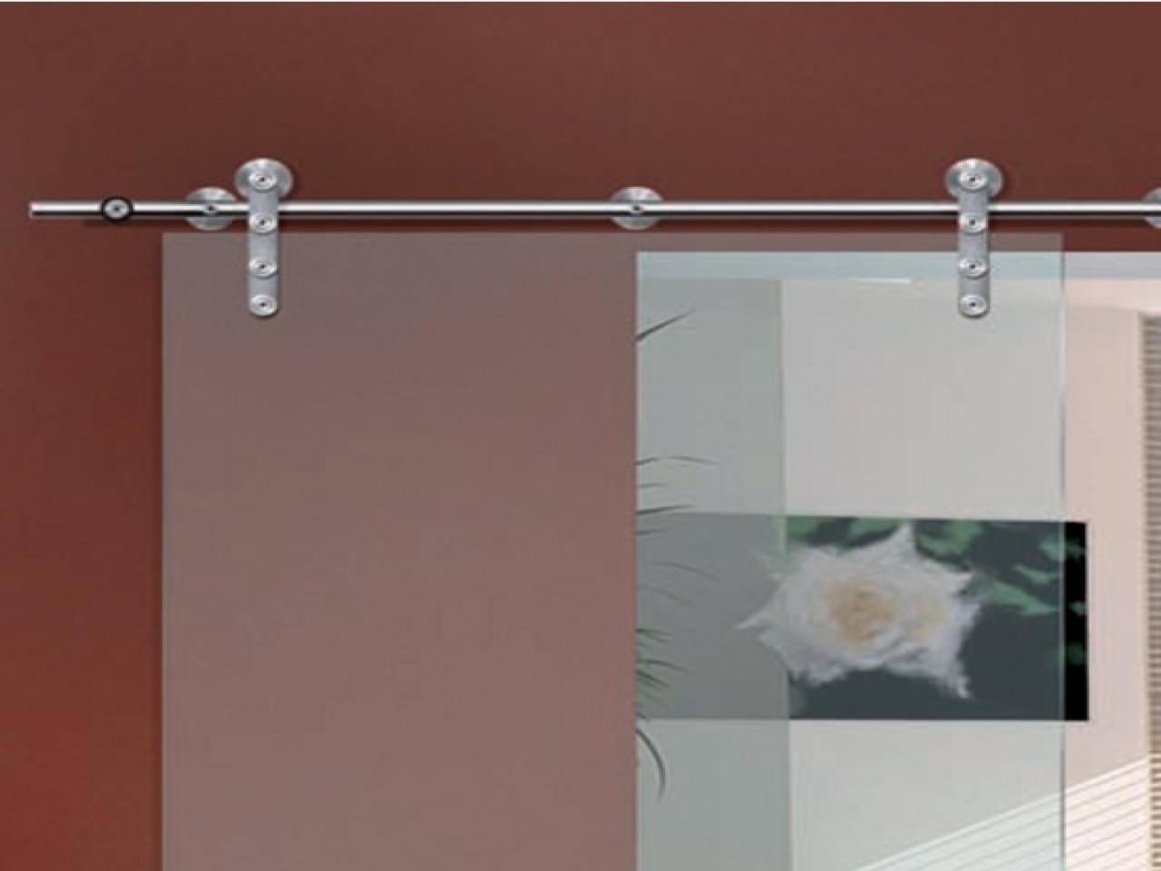 Hafele Glass Sliding Door System